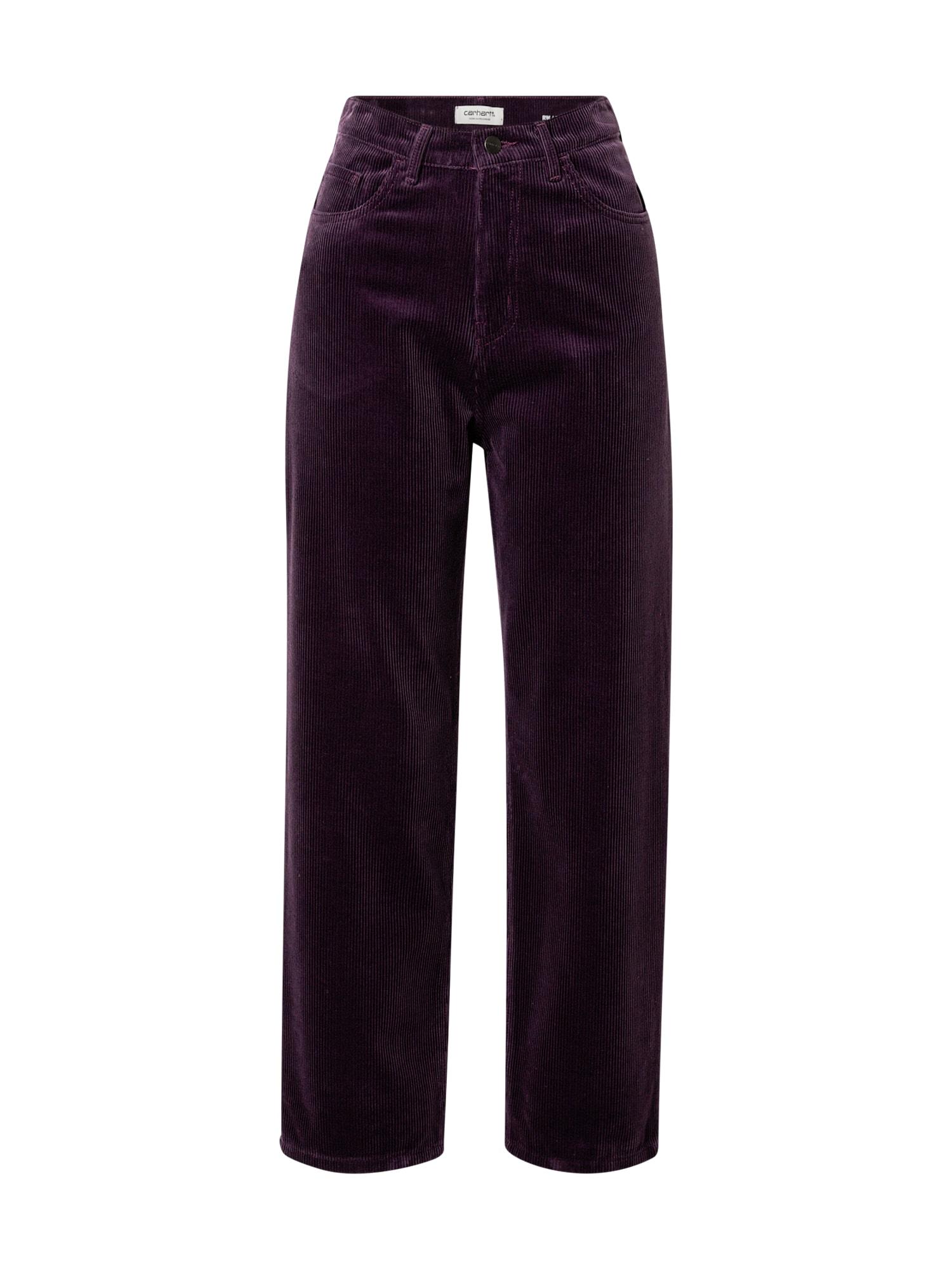 Carhartt WIP Kalhoty 'Newport'  lilek