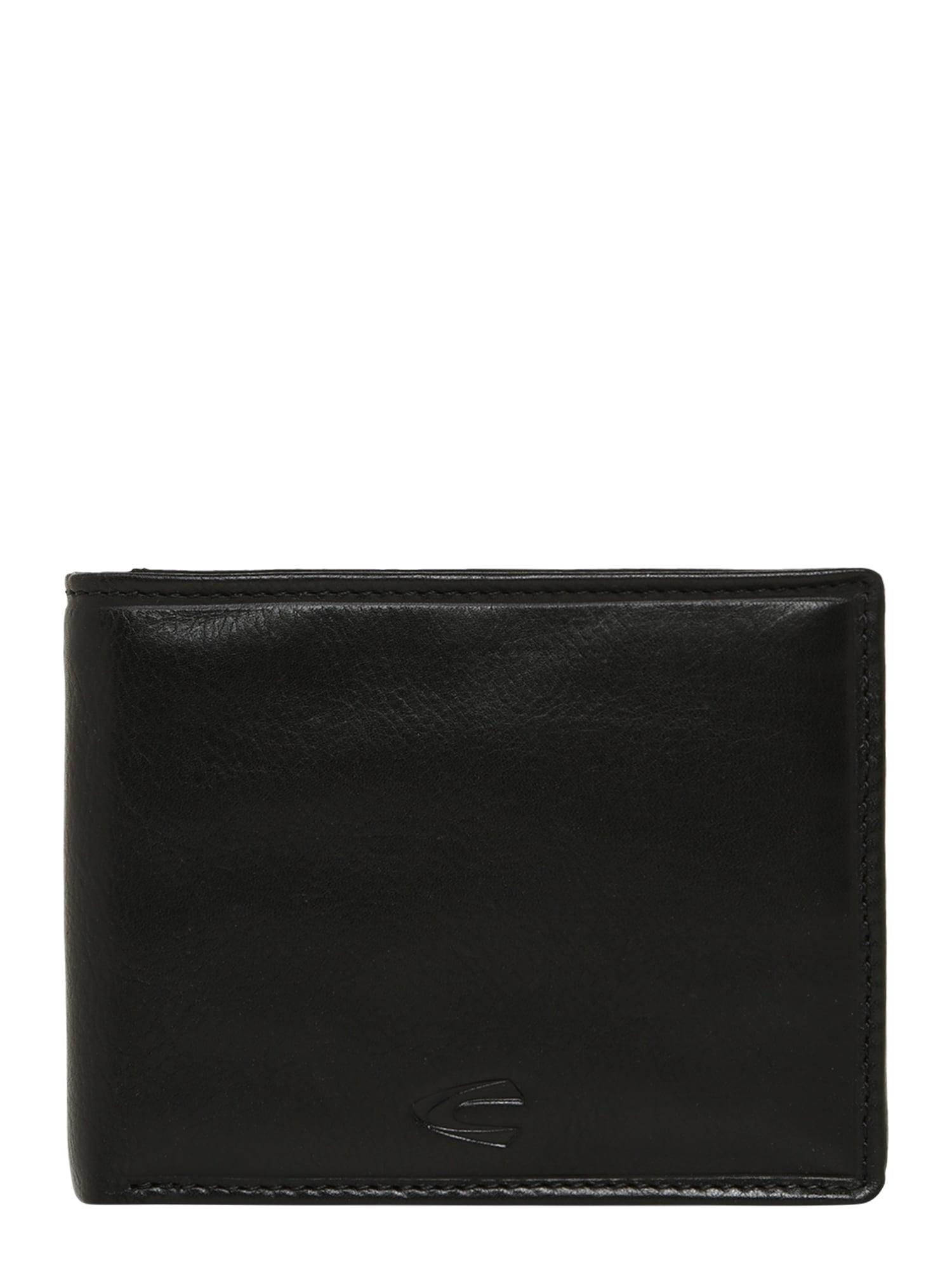 CAMEL ACTIVE Peněženka 'Como'  černá