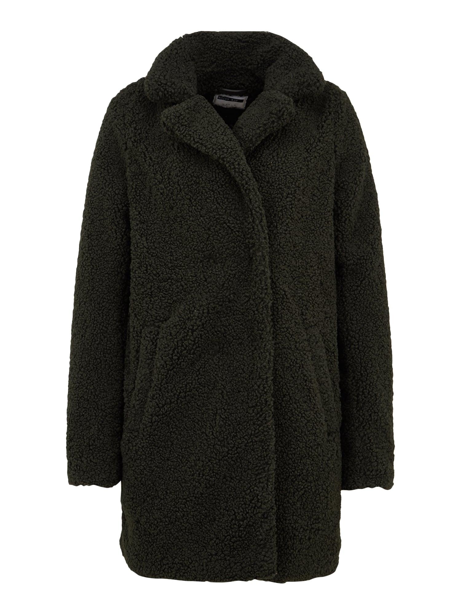 Noisy may Přechodný kabát 'Gabi'  tmavě zelená