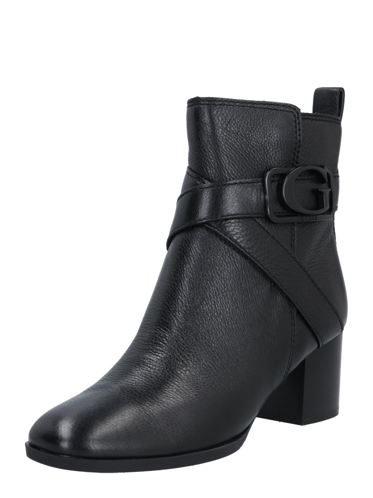 GUESS Kulkšnis dengiantys batai