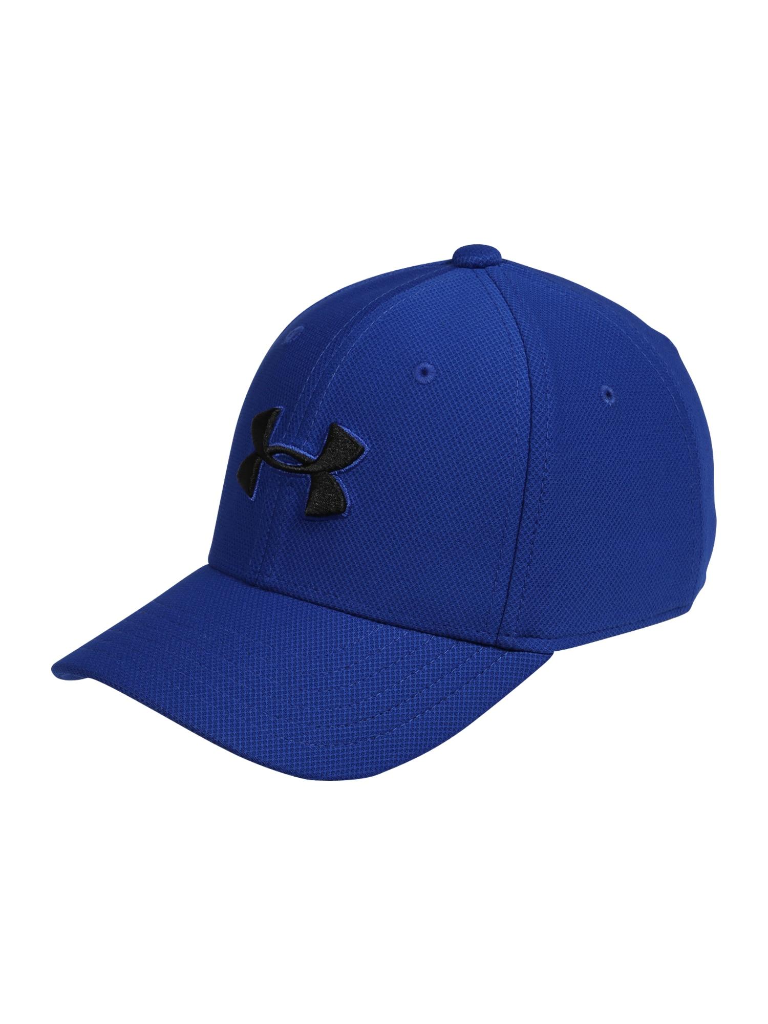 """UNDER ARMOUR Sportinė kepurė 'Blitzing 3.0' sodri mėlyna (""""karališka"""") / juoda"""