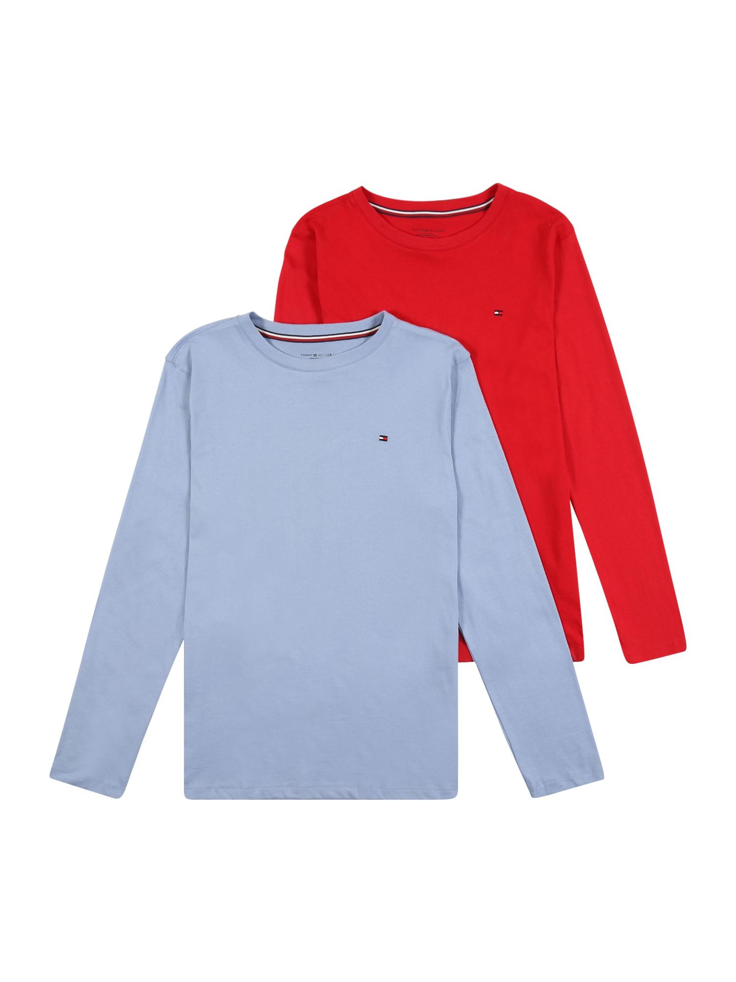 Tommy Hilfiger Underwear Tílko  červená / světlemodrá
