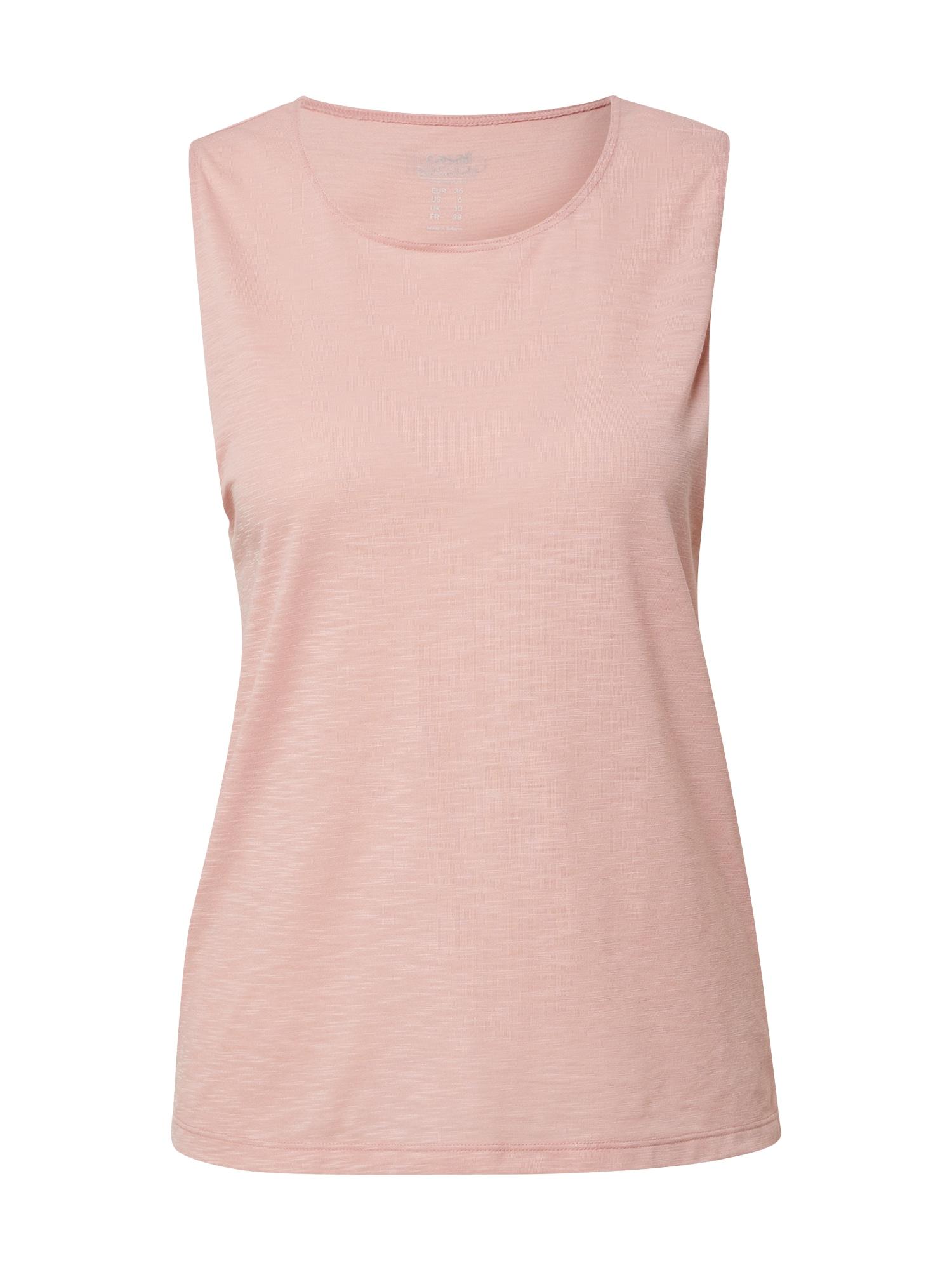 Casall Sportiniai marškinėliai be rankovių rožinė
