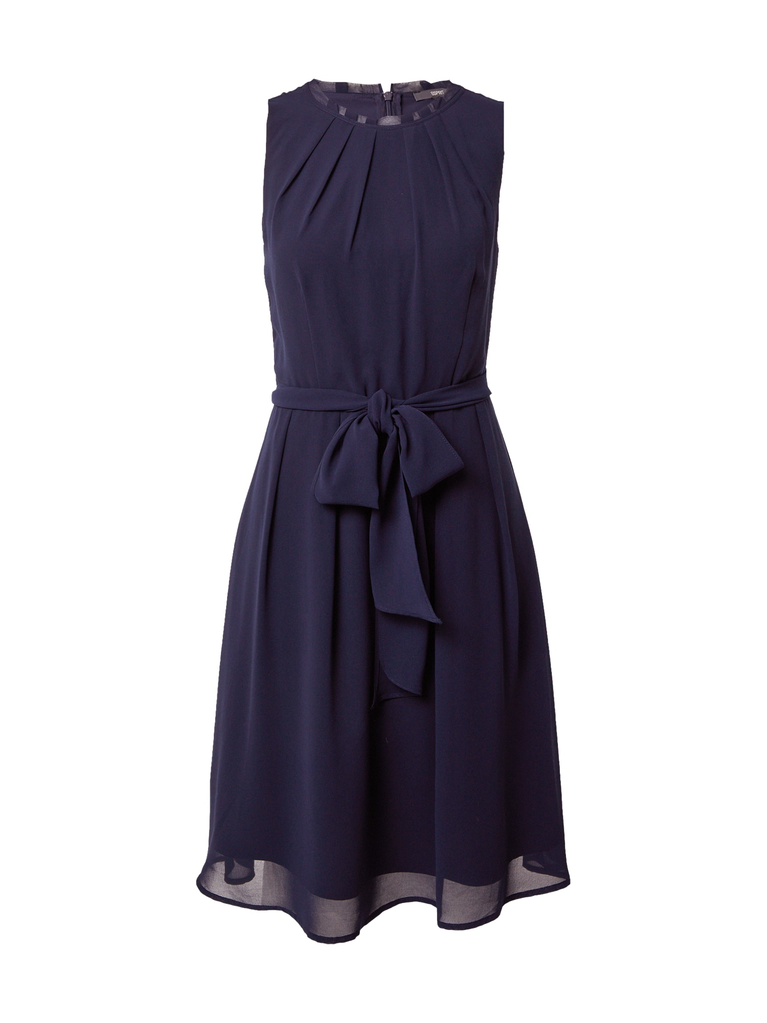 Esprit Collection Kokteilinė suknelė tamsiai mėlyna