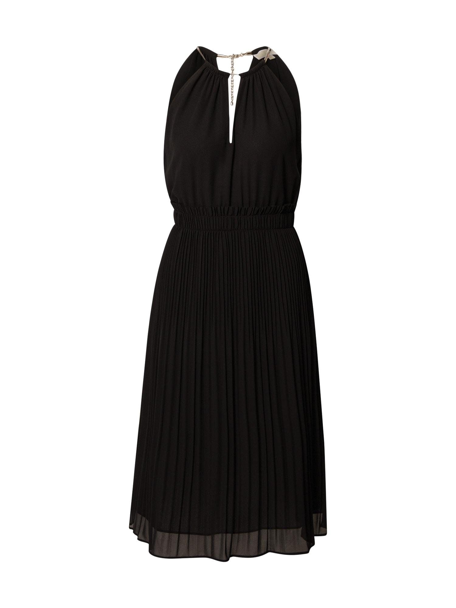MICHAEL Michael Kors Vakarinė suknelė juoda