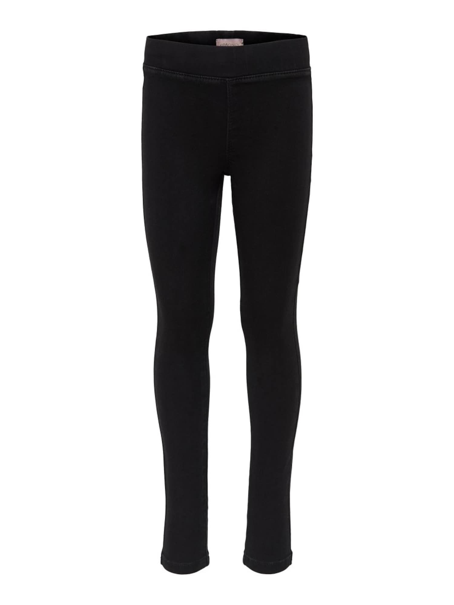 KIDS ONLY Kelnės juodo džinso spalva