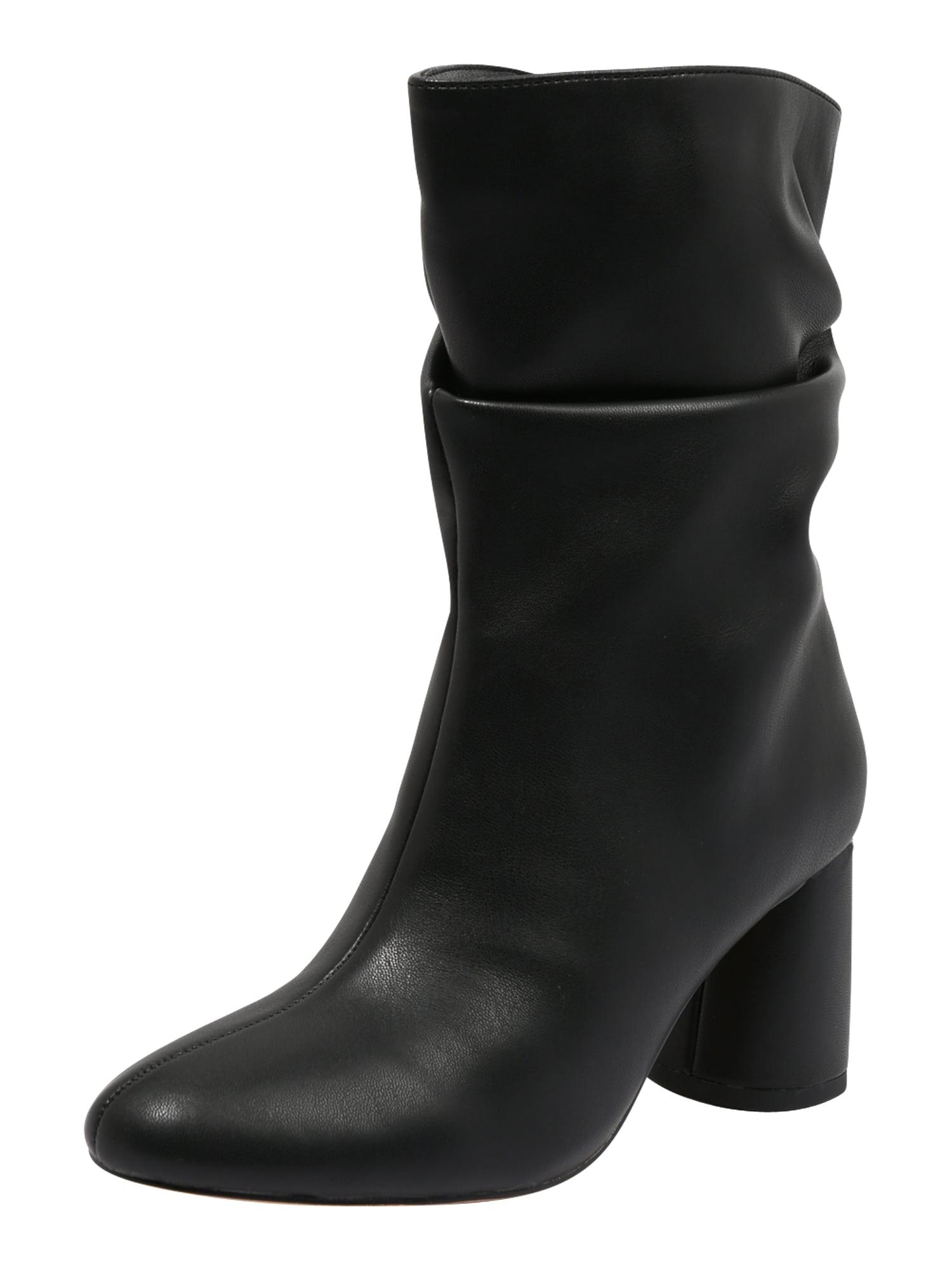 Public Desire Auliniai batai su kulniuku juoda