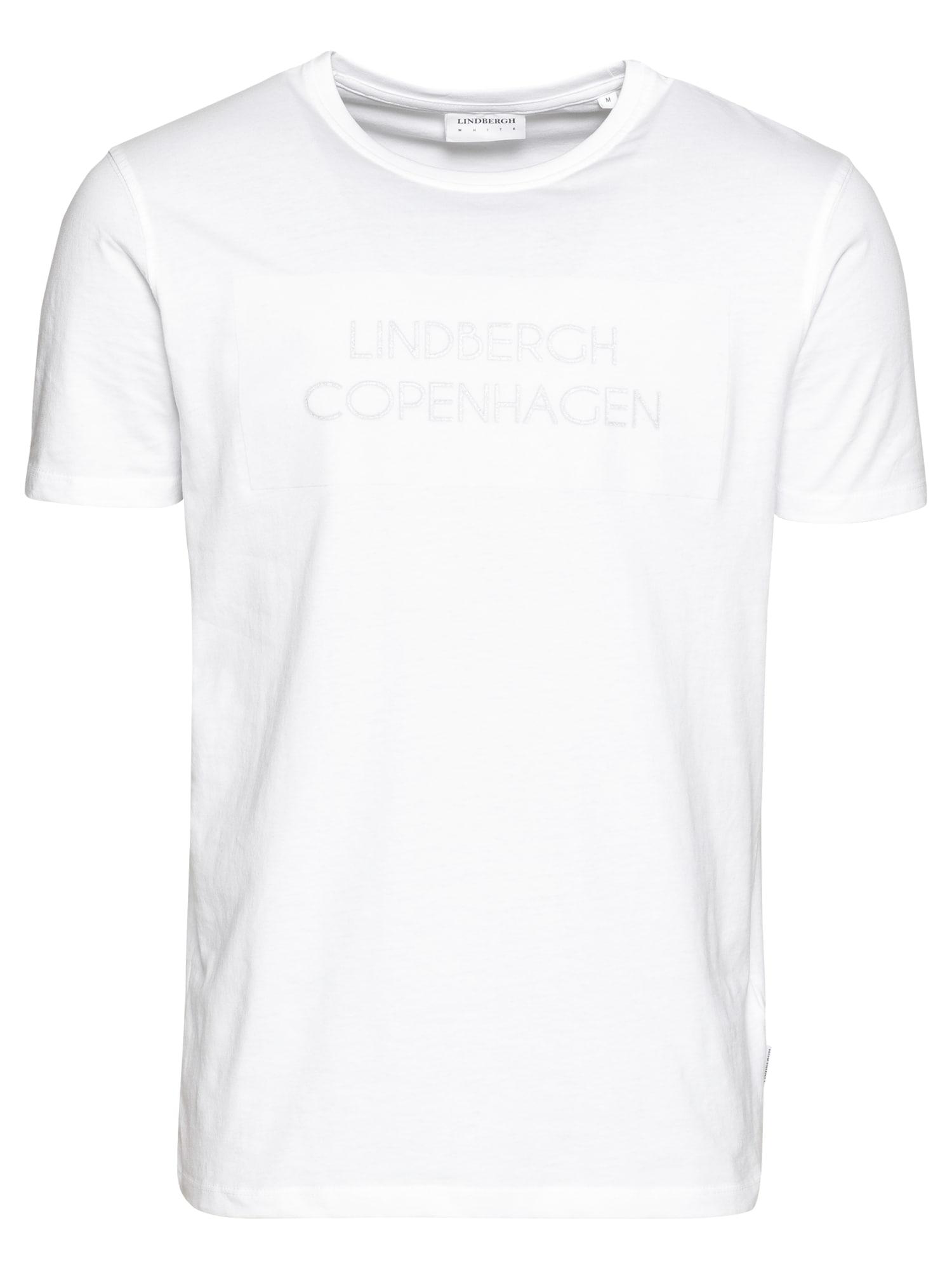 Lindbergh Marškinėliai balta