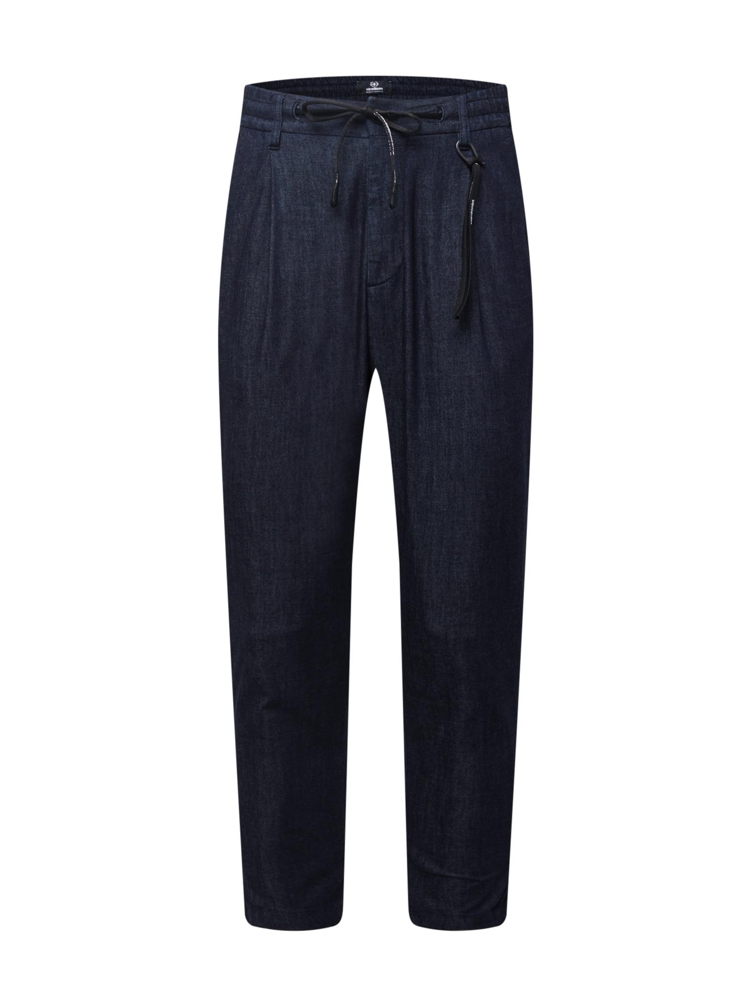 STRELLSON Klostuotos kelnės