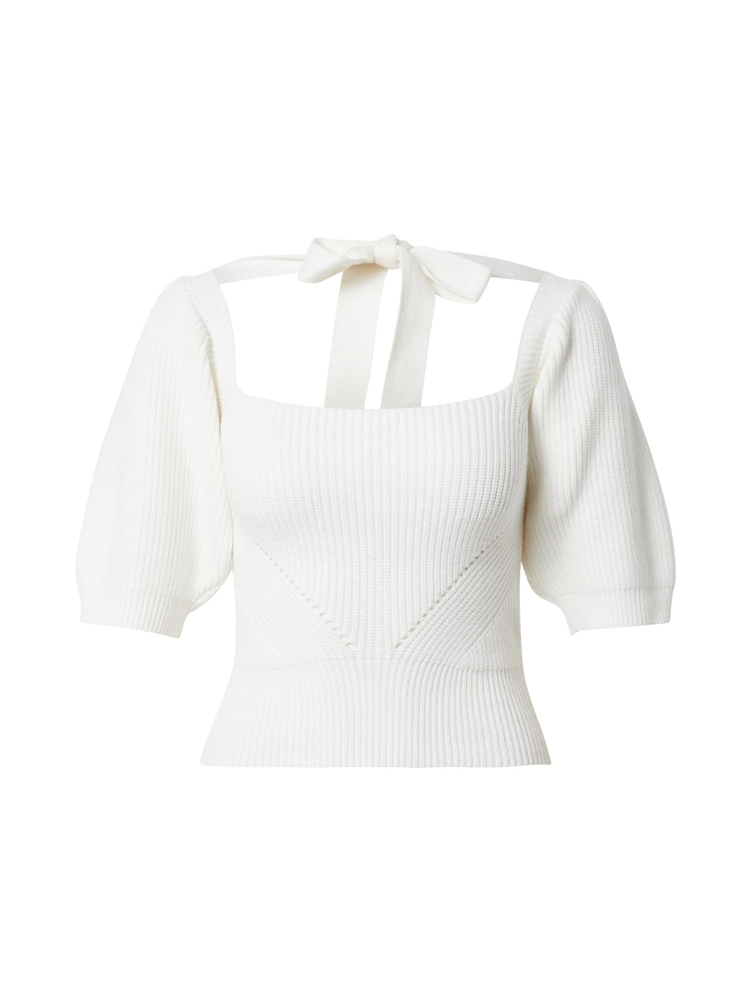 MINKPINK Megztinis balta