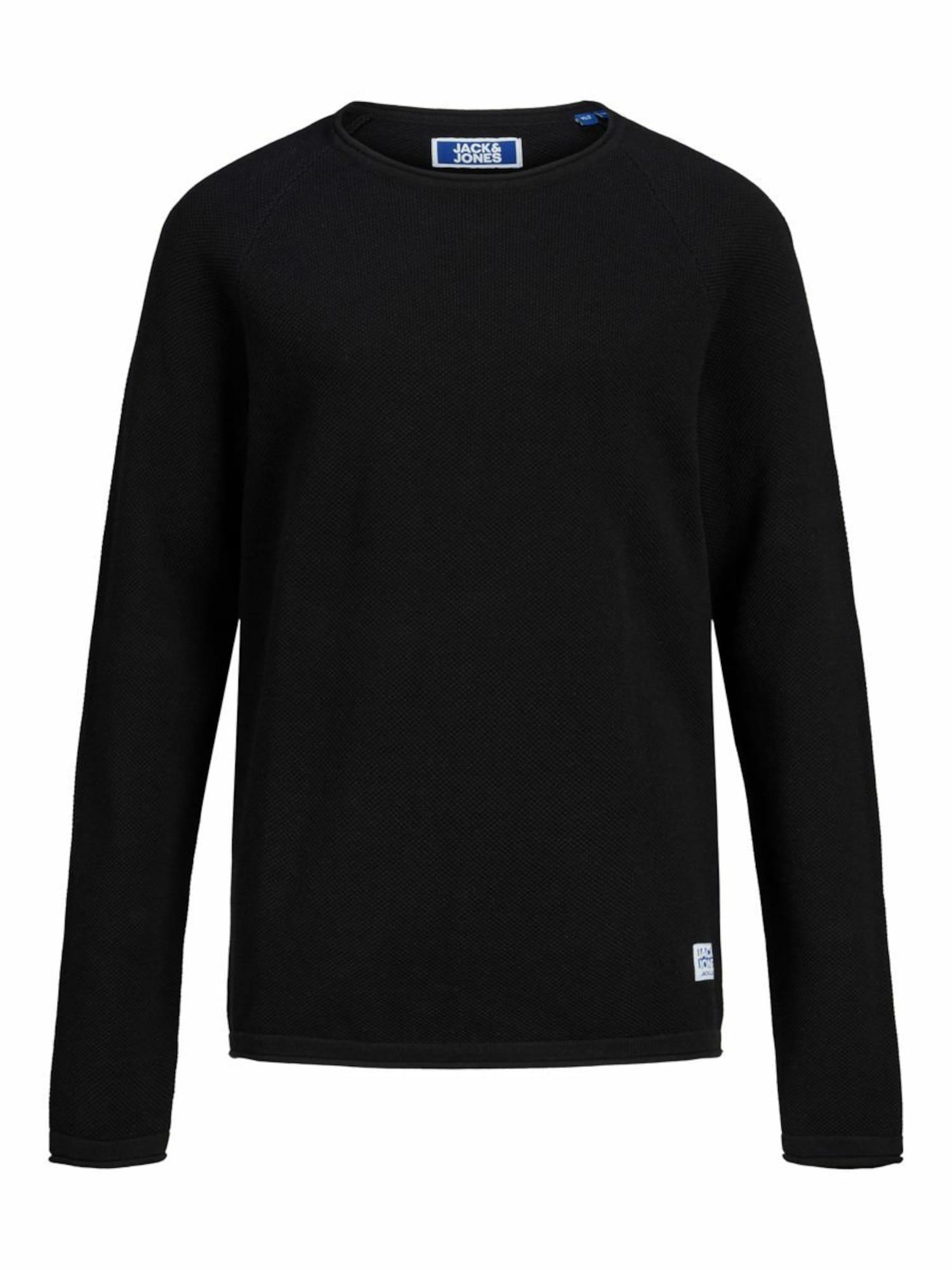 Jack & Jones Junior Megztinis juoda