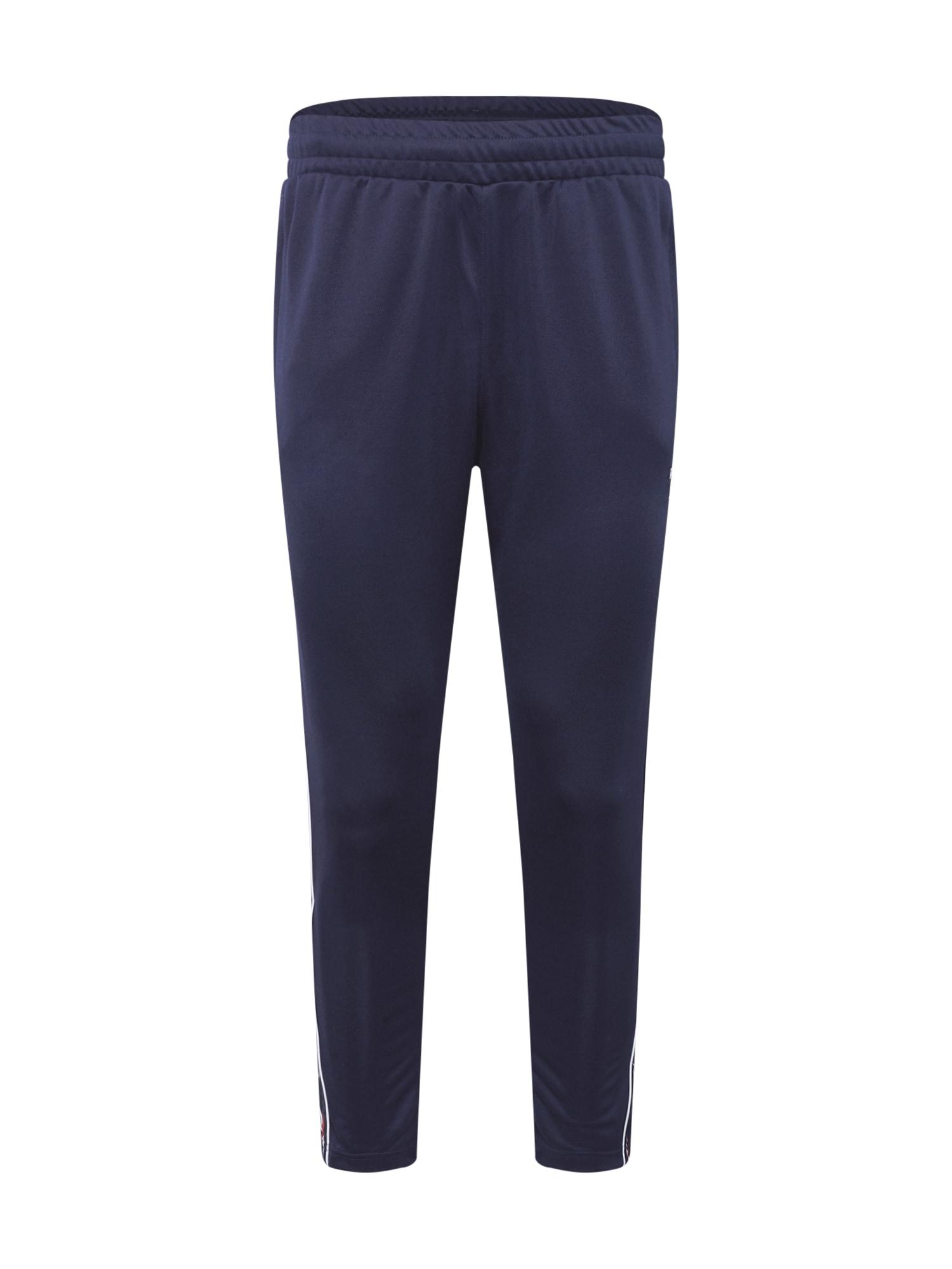 Reebok Classic Kalhoty  modrá / bílá / červená