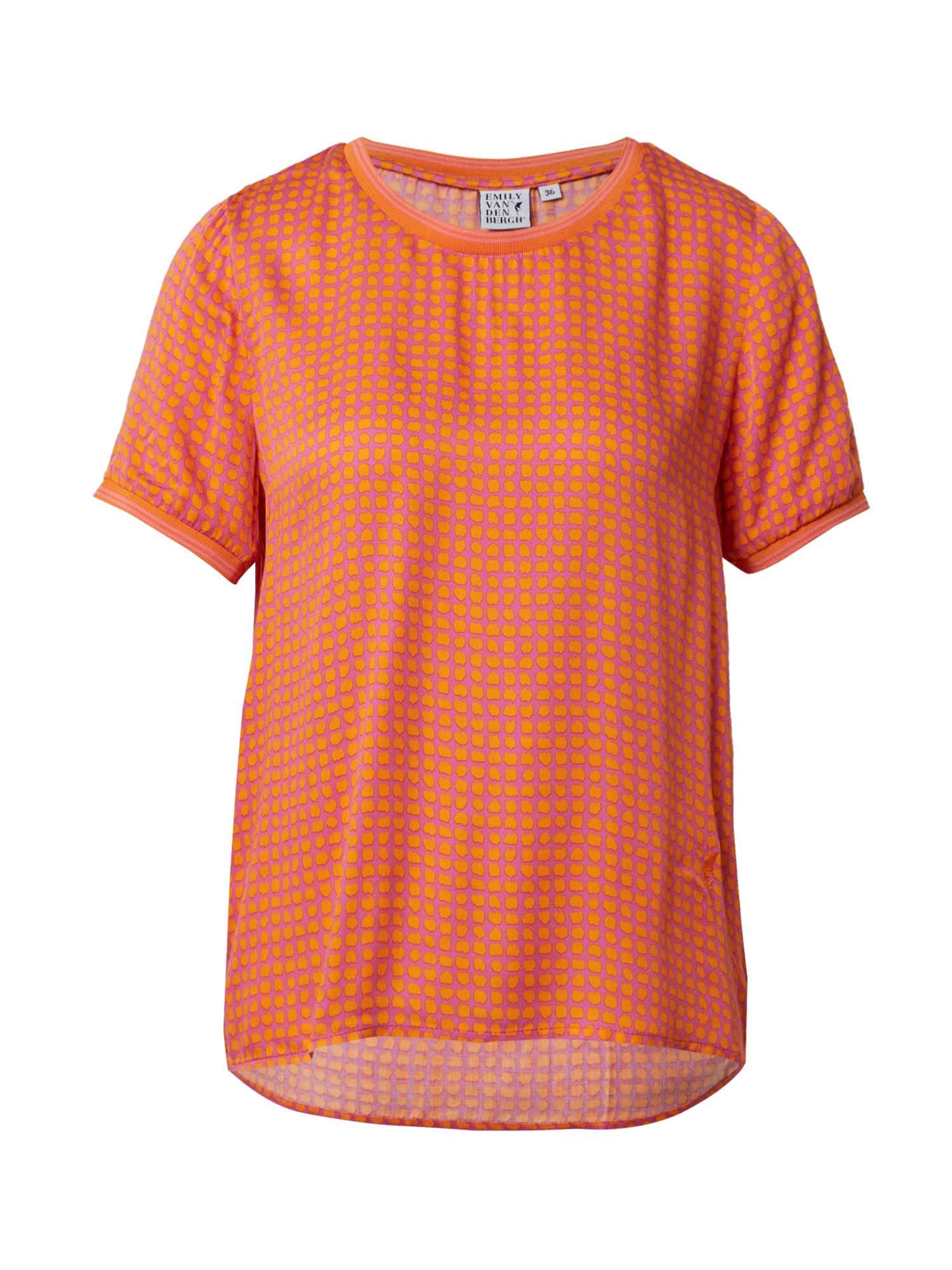 Emily Van Den Bergh Palaidinė eozino spalva / tamsiai oranžinė