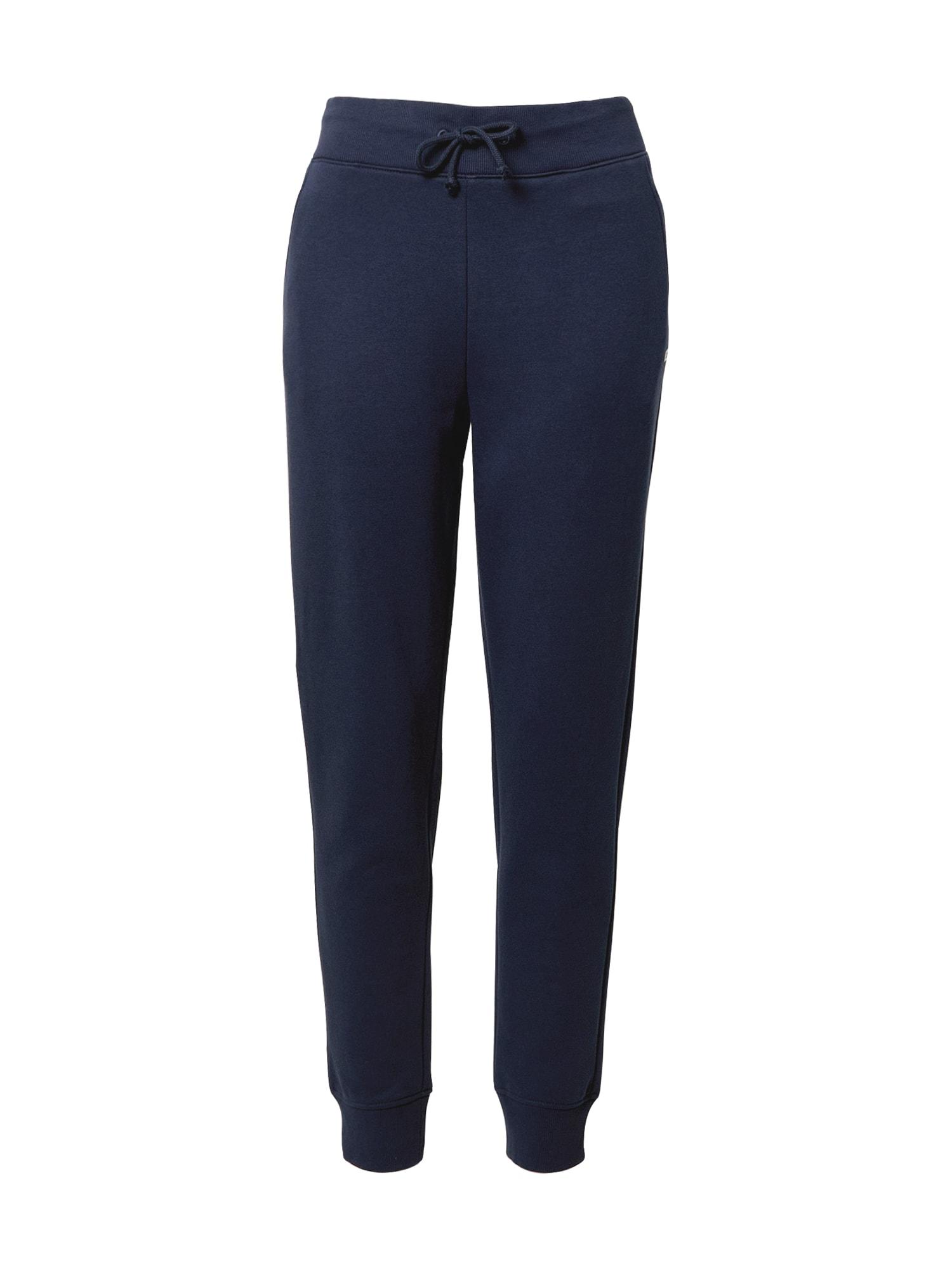 Tommy Jeans Kalhoty  námořnická modř