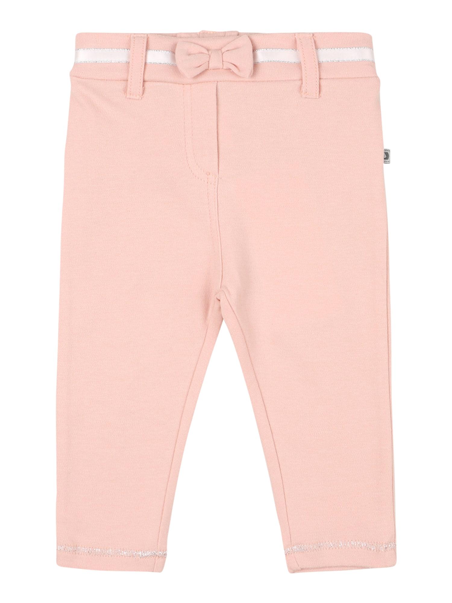 JACKY Tamprės ryškiai rožinė spalva / balta / sidabrinė