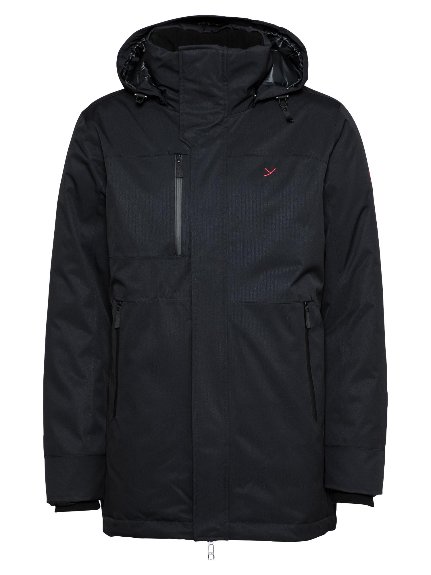 YETI Outdoorová bunda 'Ekfors'  černá