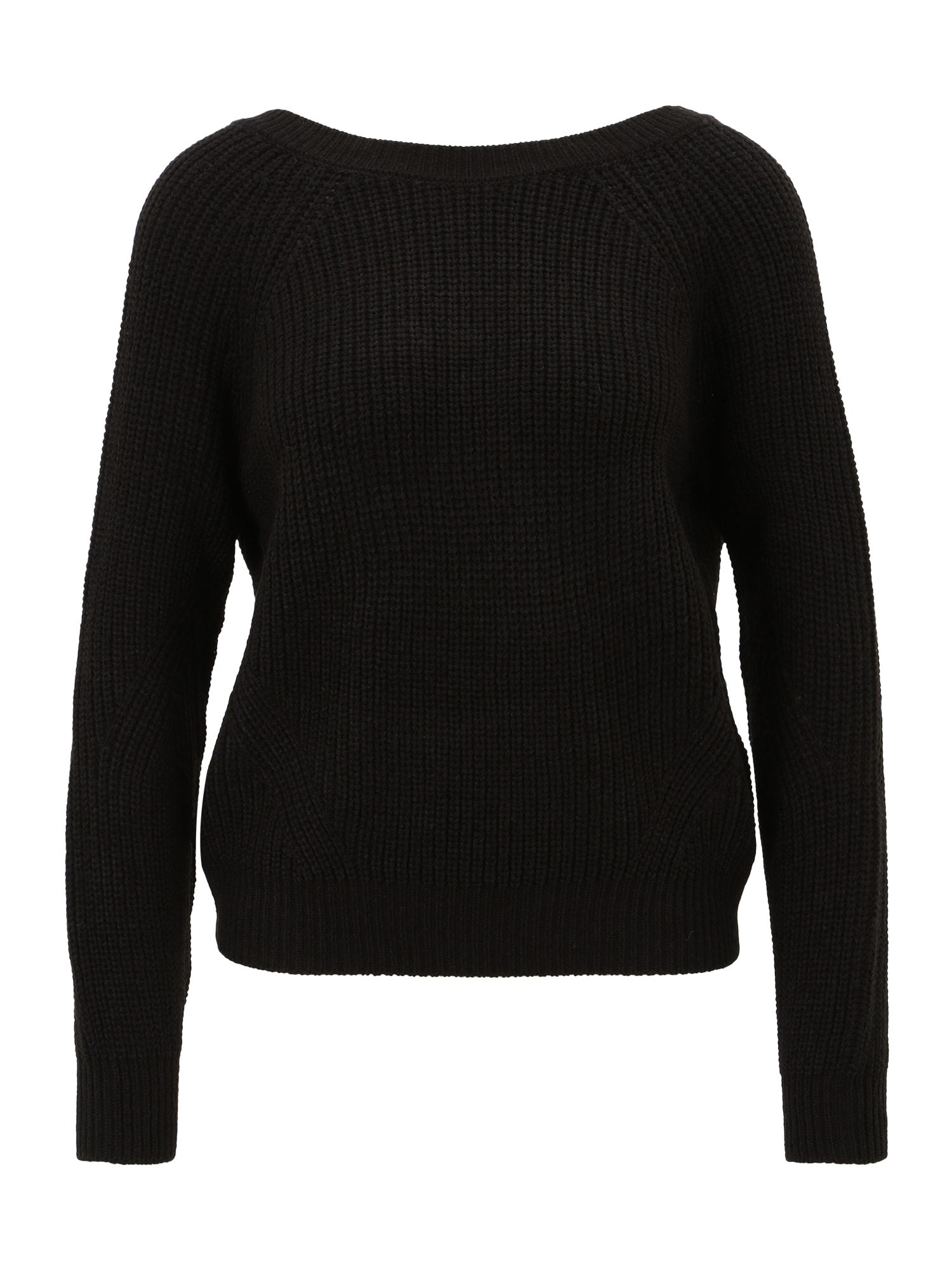 Vero Moda Petite Svetr 'LEA'  černá