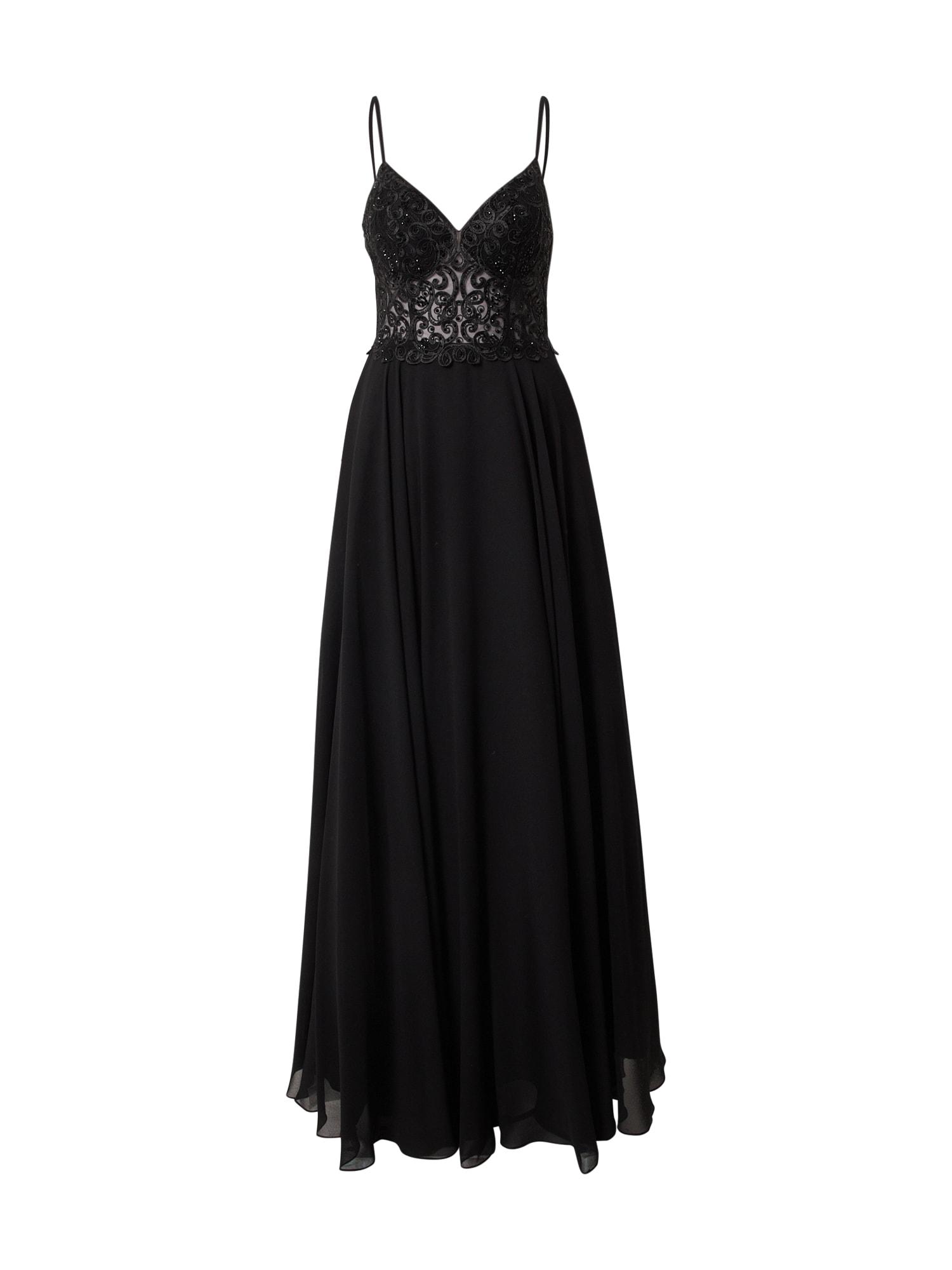 MAGIC NIGHTS Vakarinė suknelė juoda
