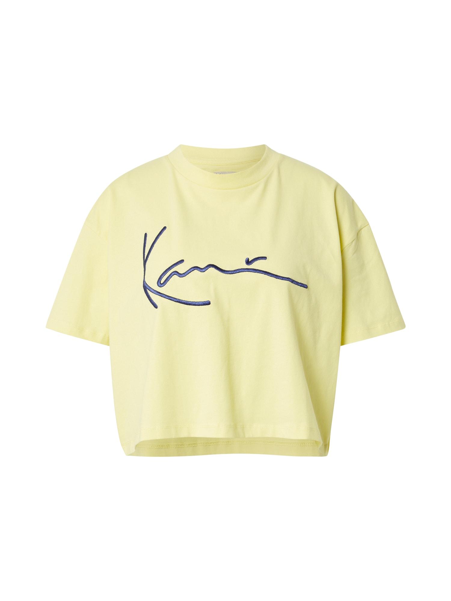 Karl Kani Marškinėliai geltona
