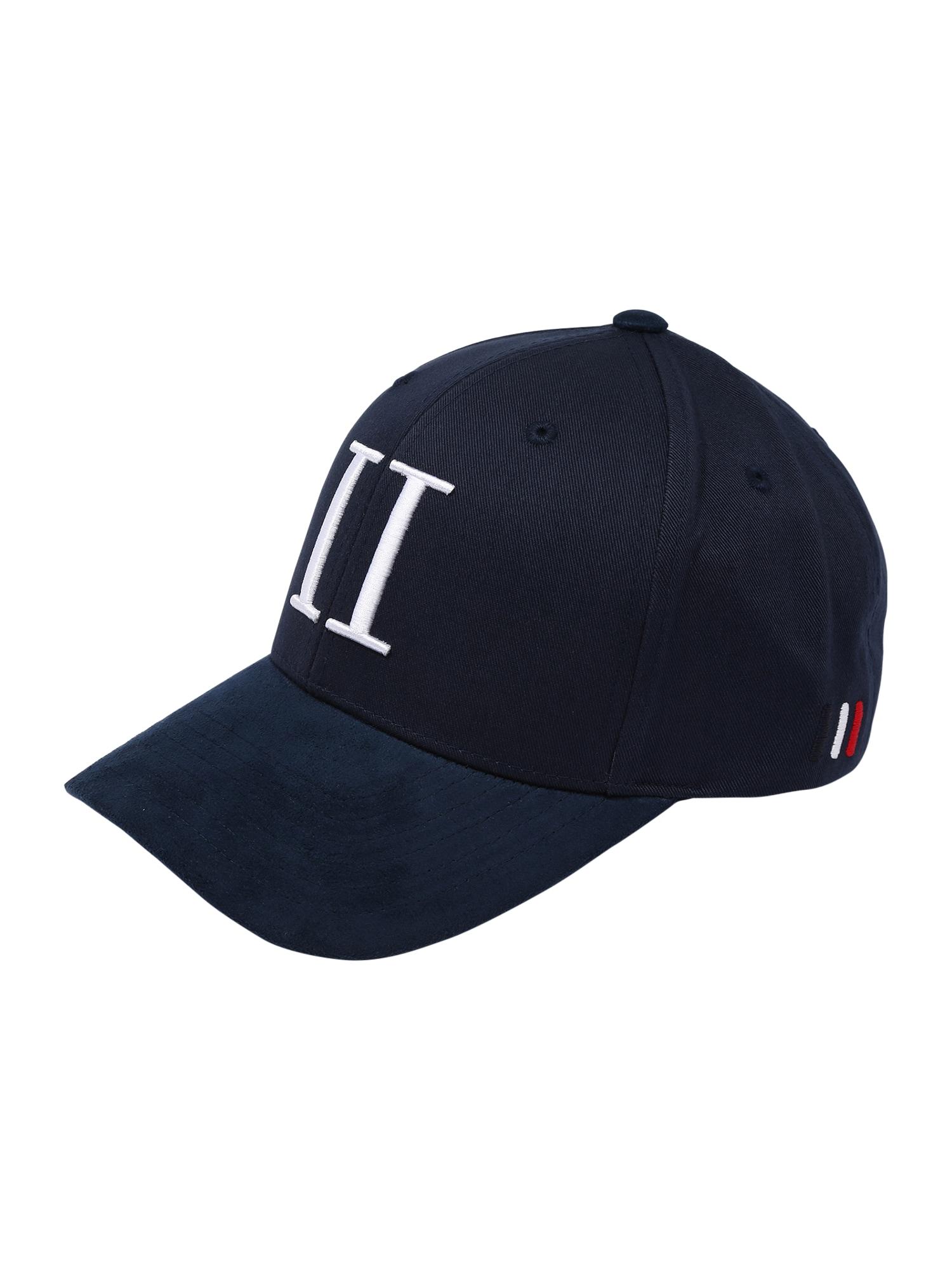 Les Deux Kepurė tamsiai mėlyna / balta / šviesiai raudona