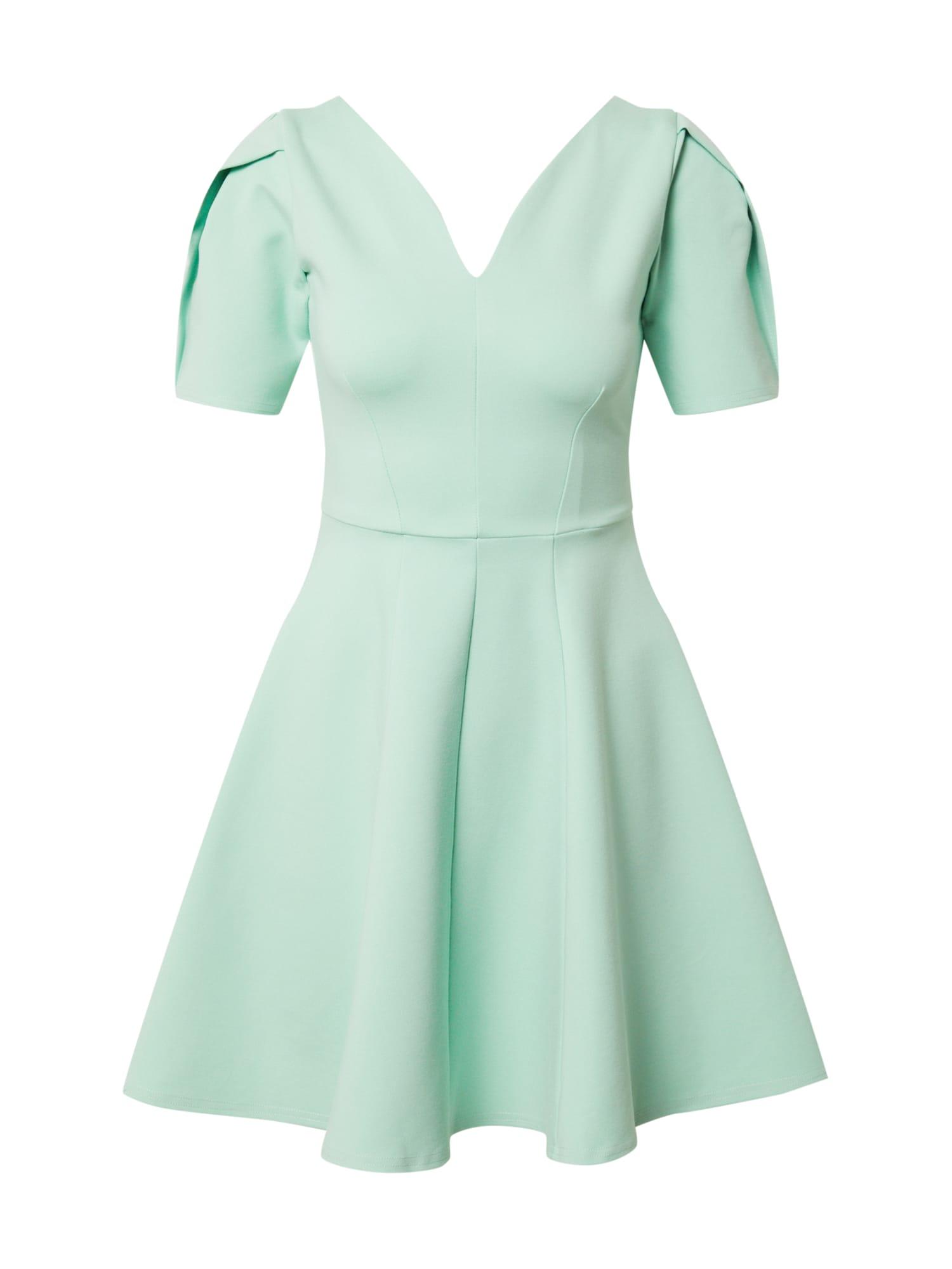 Closet London Kokteilinė suknelė šviesiai mėlyna