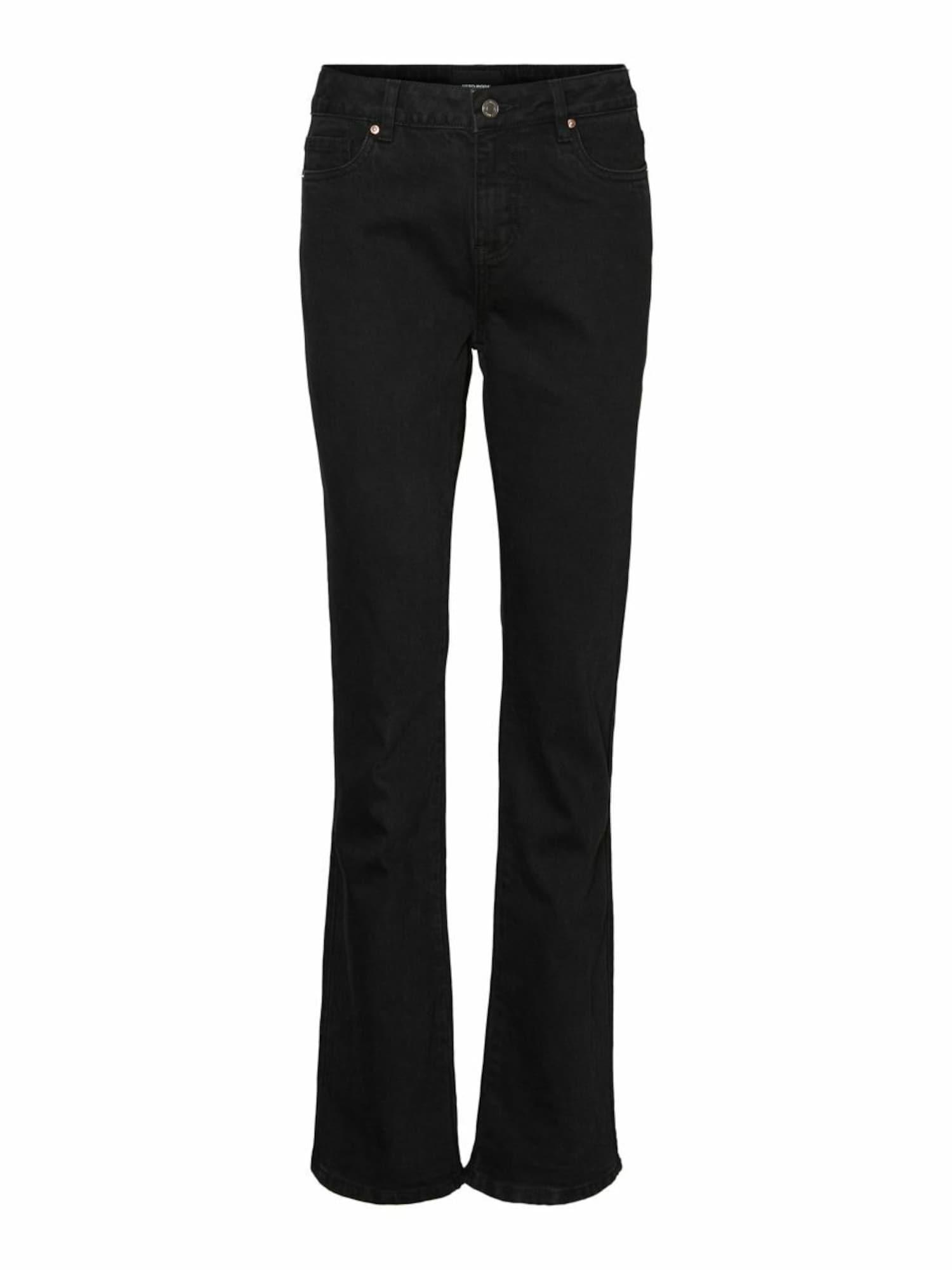 VERO MODA Jeans 'VMSaga'  svart