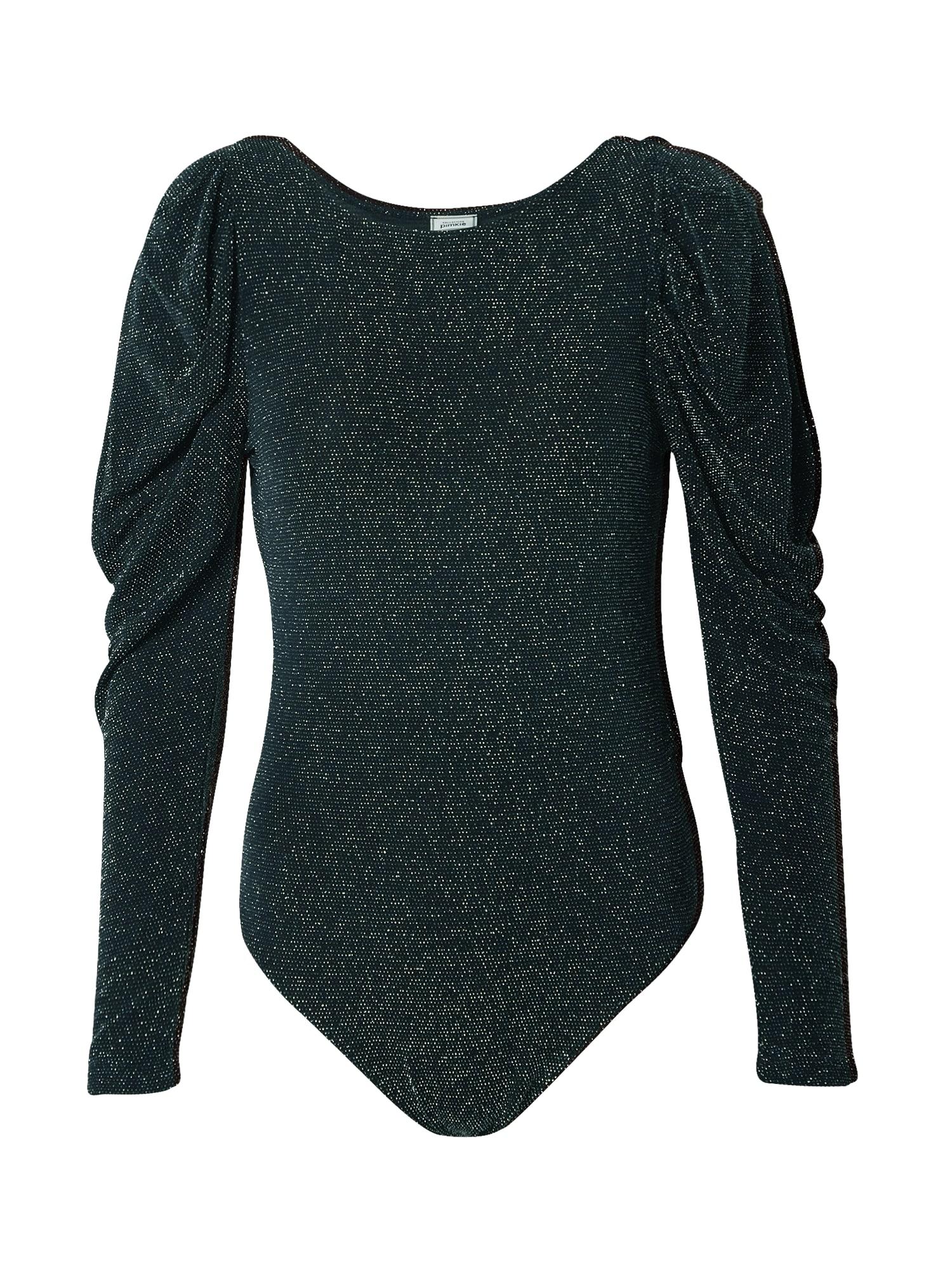 Pimkie Marškinėliai-glaustinukė juoda