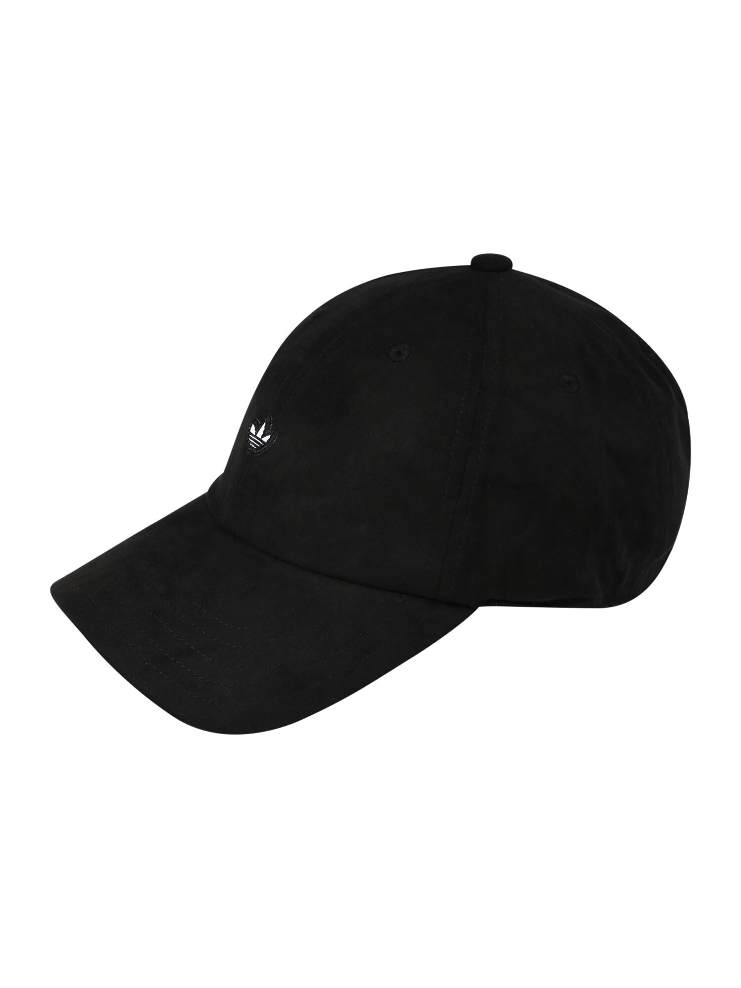 ADIDAS ORIGINALS Kepurė juoda