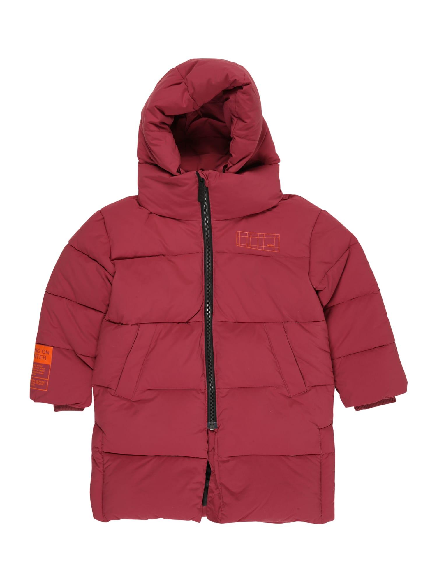 Molo Zimná bunda 'Harper'  tmavočervená