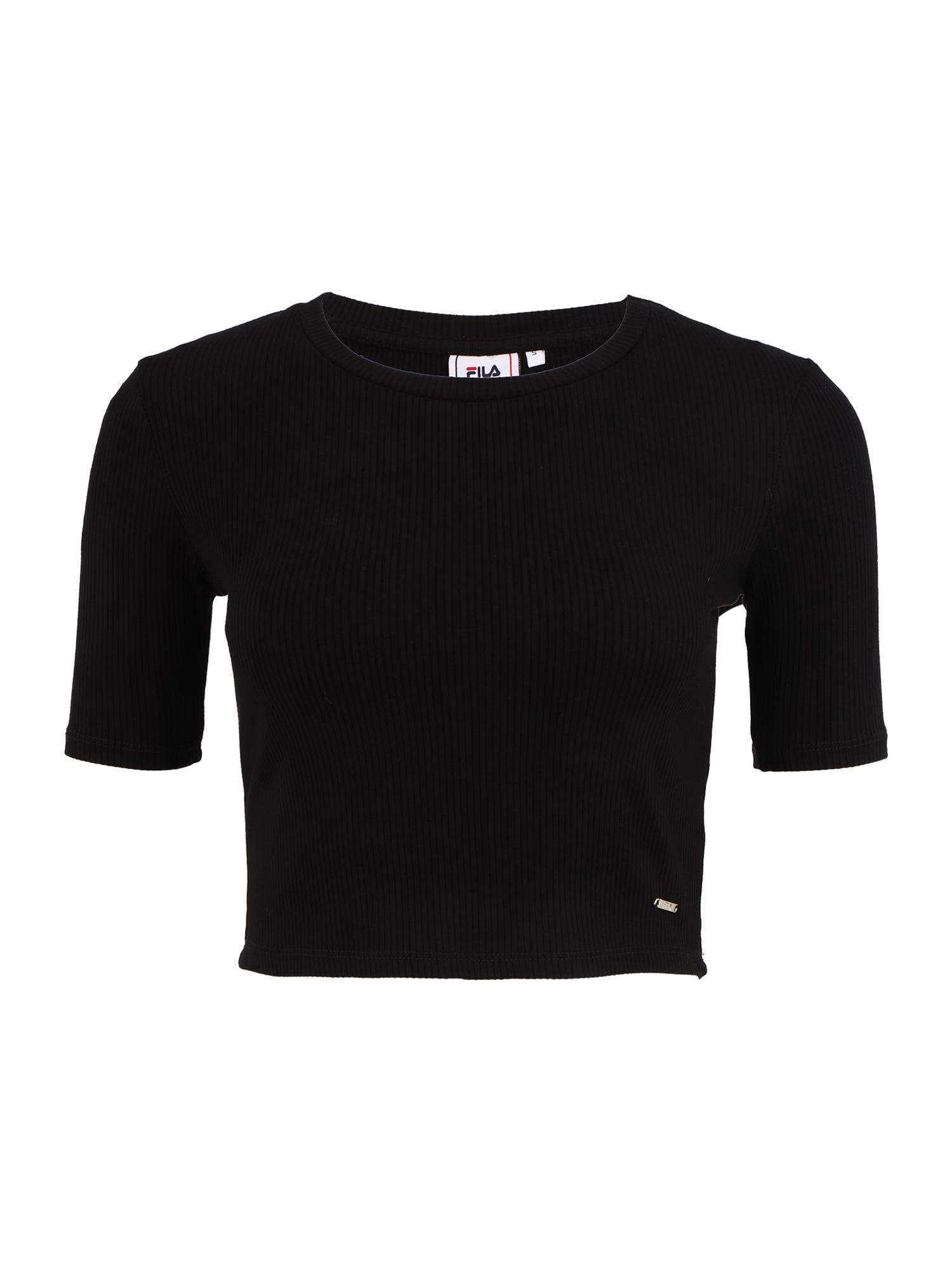 FILA Tričko 'ELWYN'  čierna