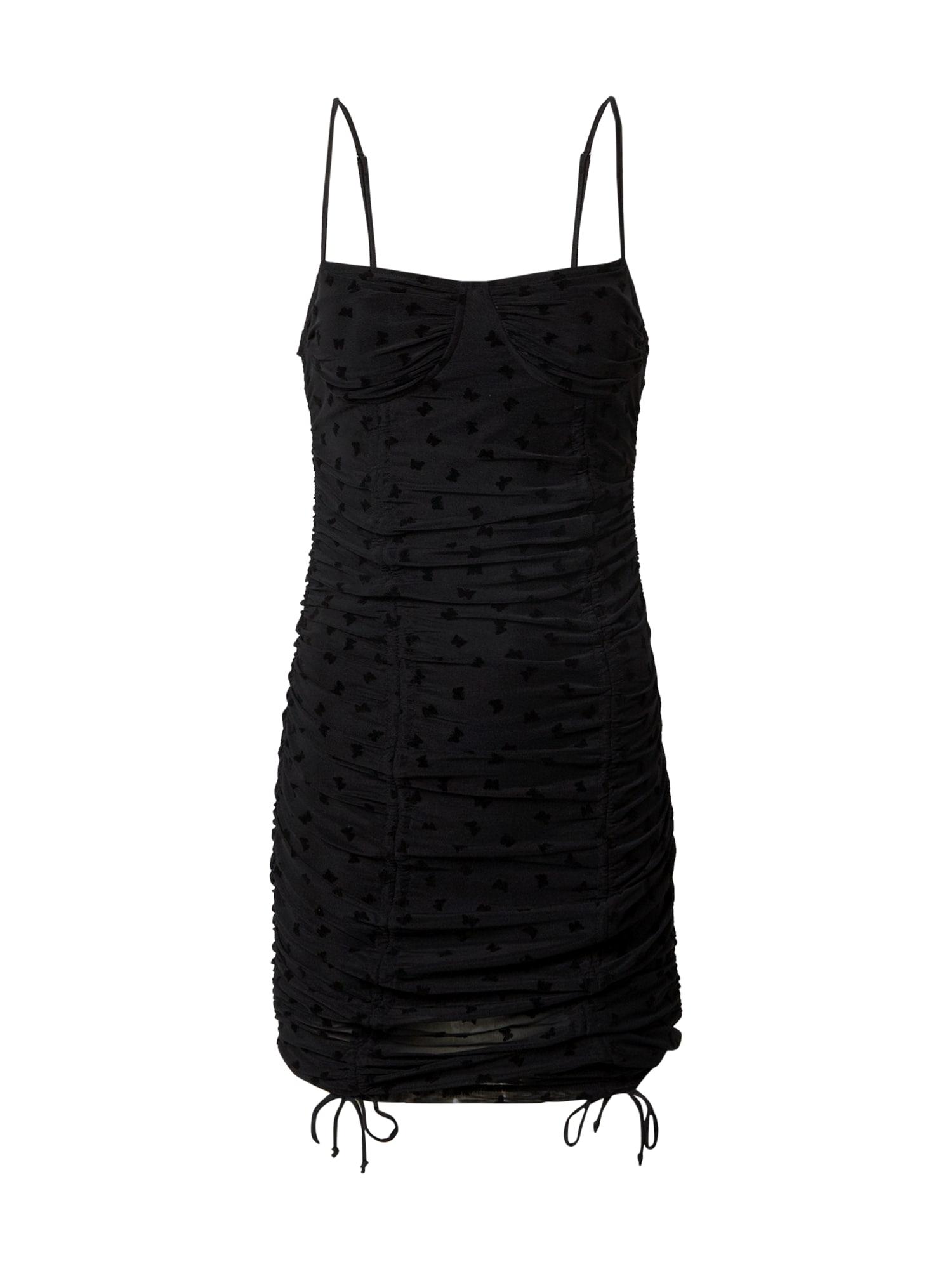 Motel Kokteilinė suknelė juoda