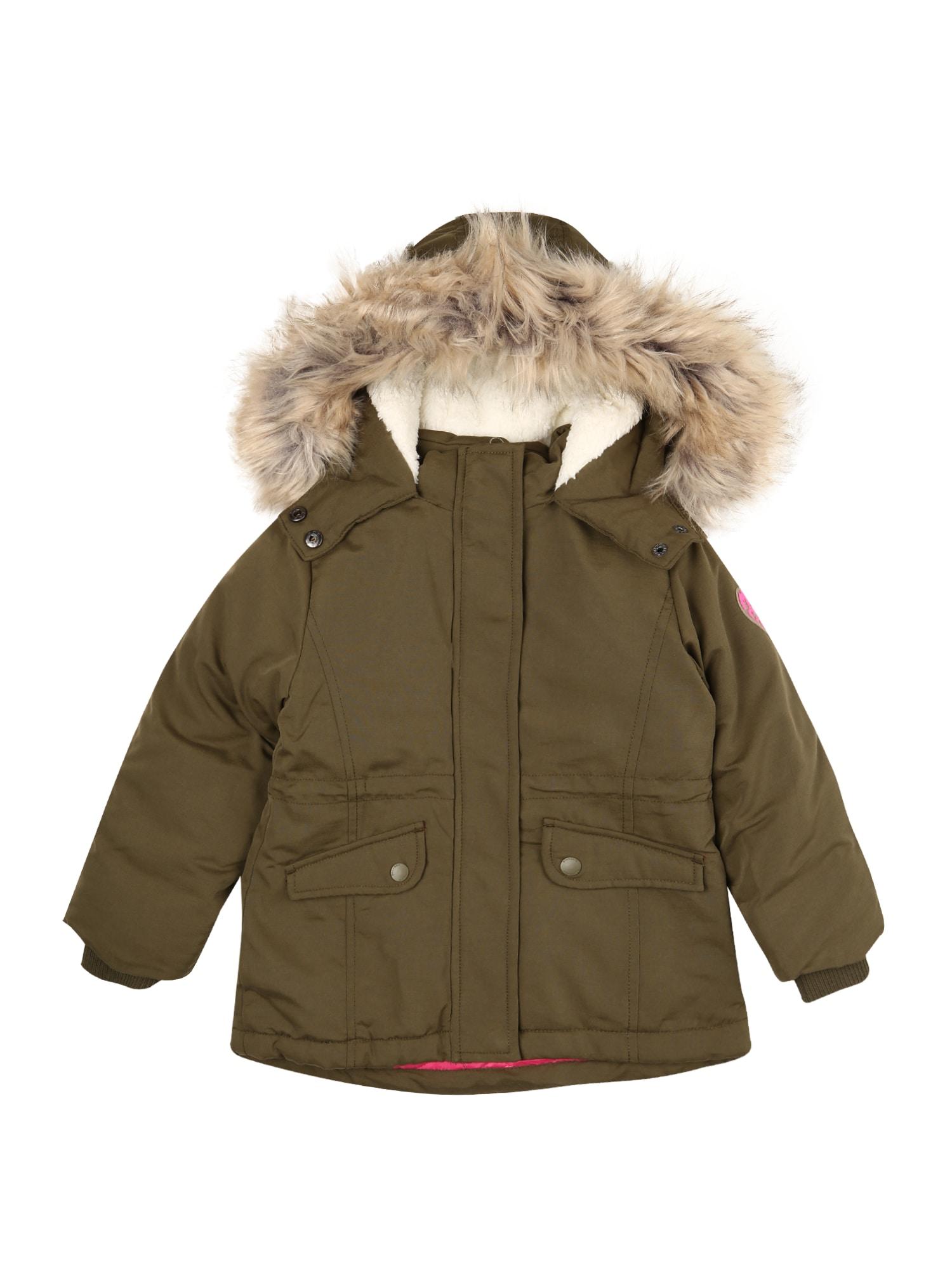 STACCATO Žieminė striukė rusvai žalia / šviesiai ruda