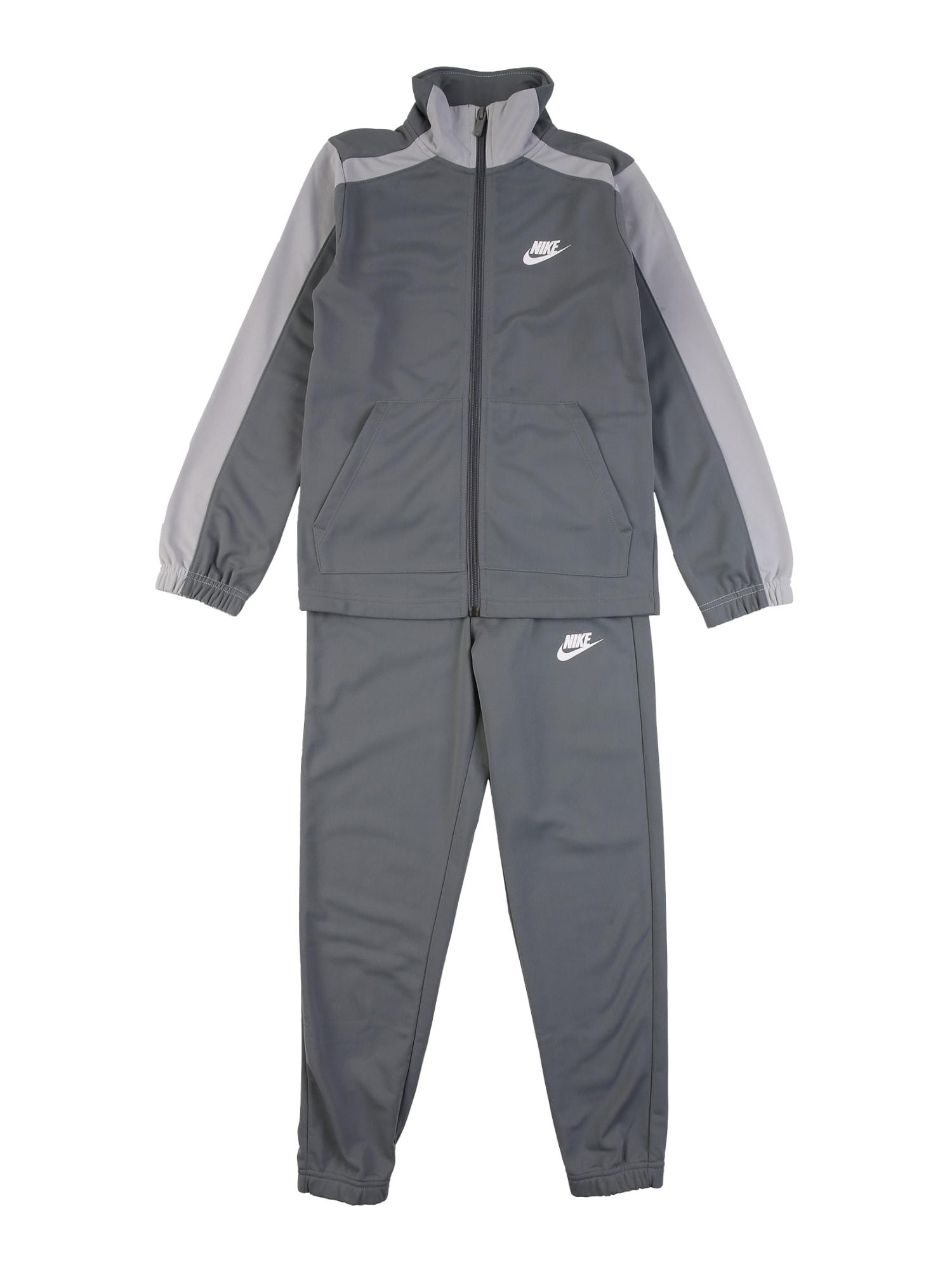 Nike Sportswear Treningas pilka / akmens