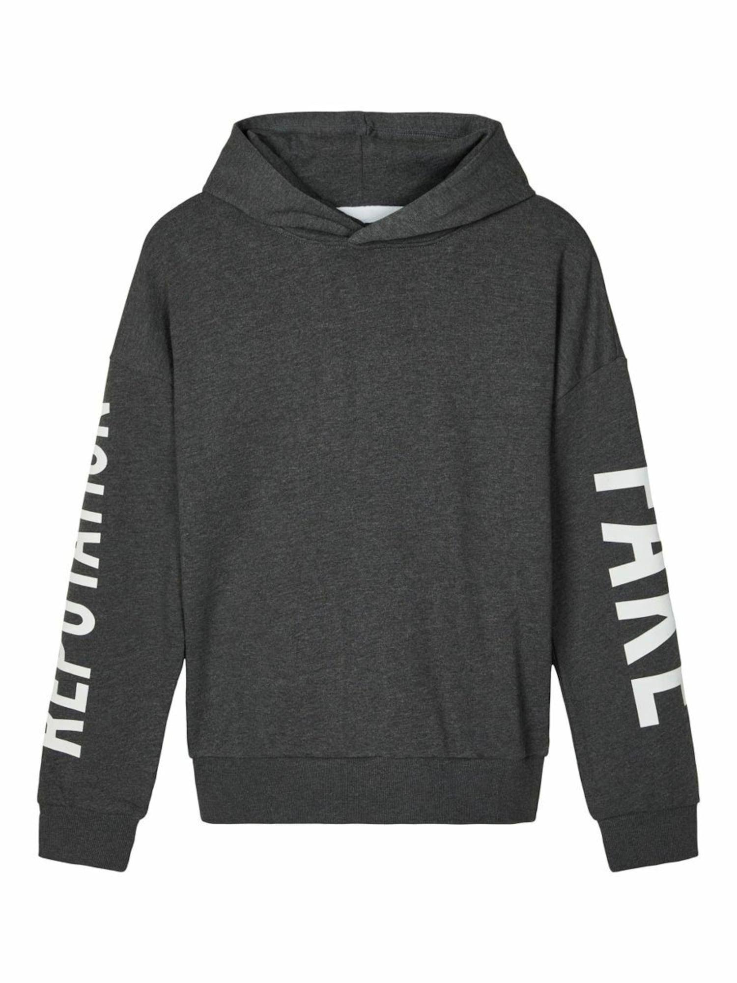 LMTD Megztinis be užsegimo pilka