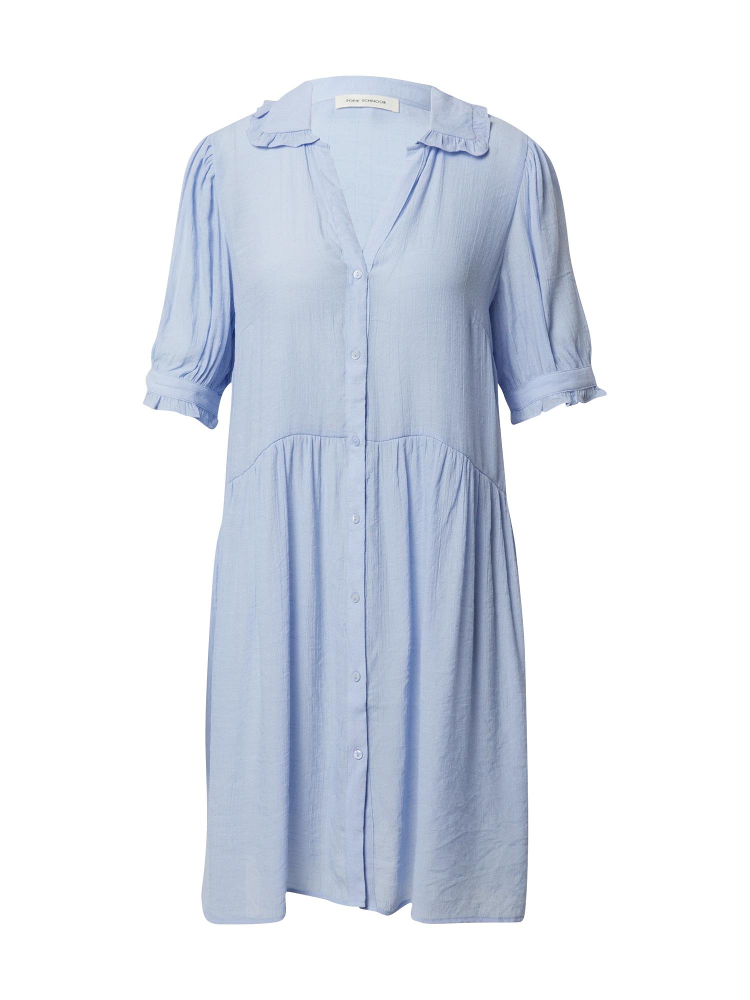 Sofie Schnoor Palaidinės tipo suknelė šviesiai mėlyna