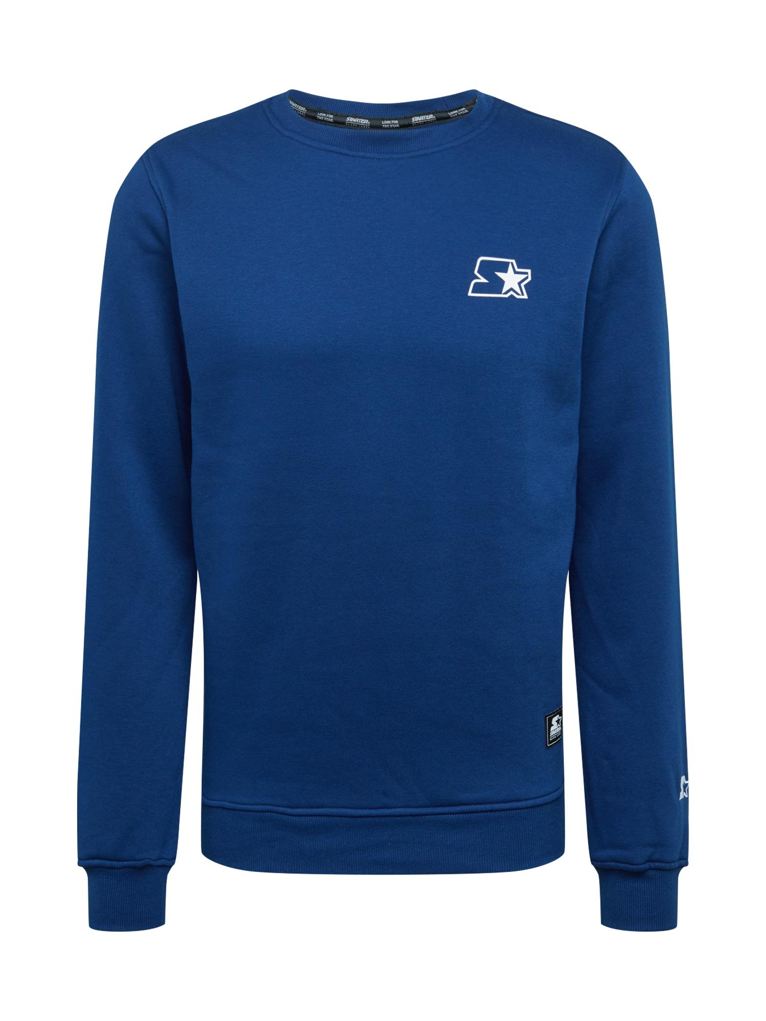 Starter Black Label Megztinis be užsegimo tamsiai mėlyna
