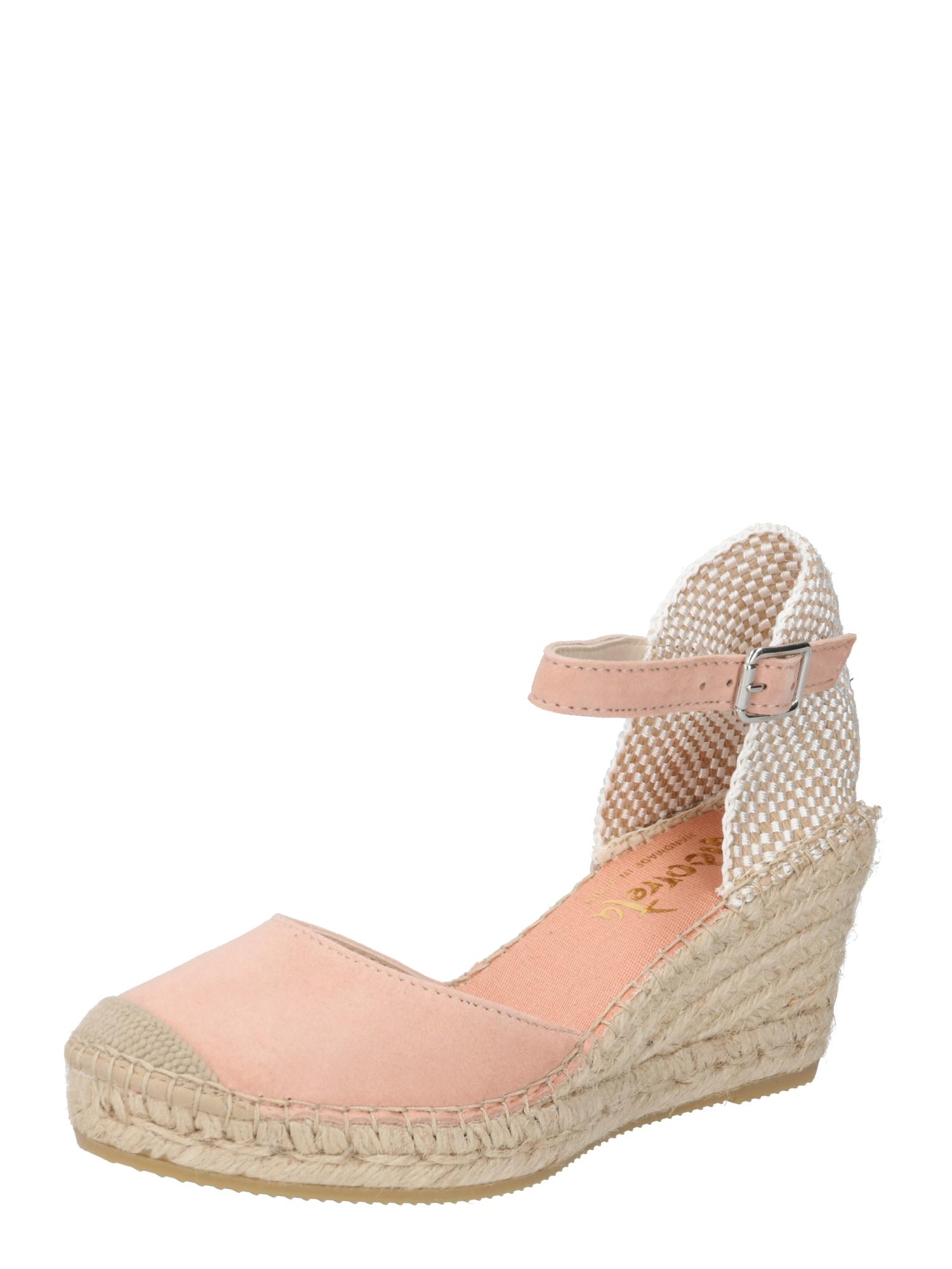 Vidorreta Sandalai smėlio spalva / pilka / rožių spalva / balta