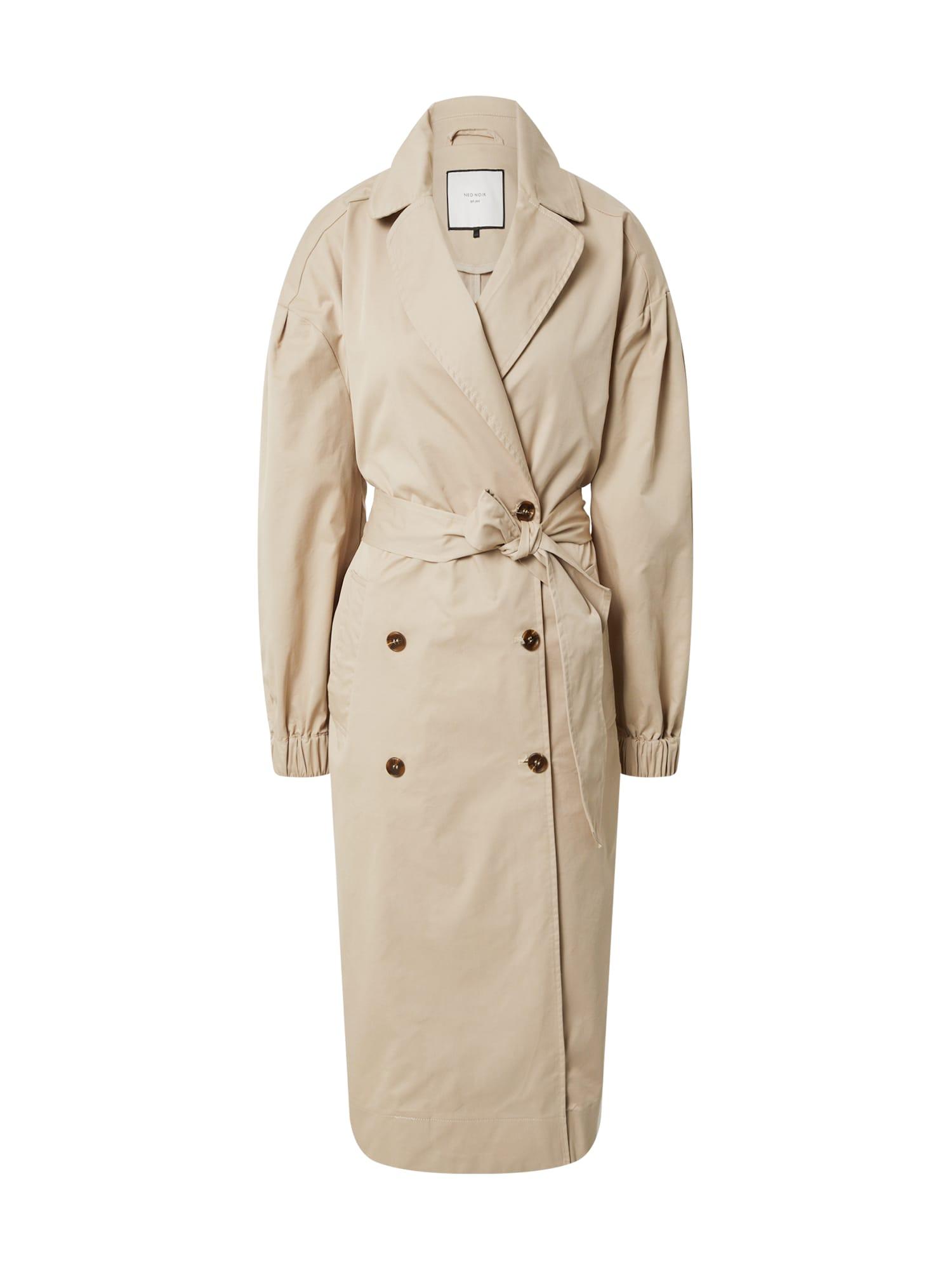 Neo Noir Demisezoninis paltas 'Branco' kūno spalva