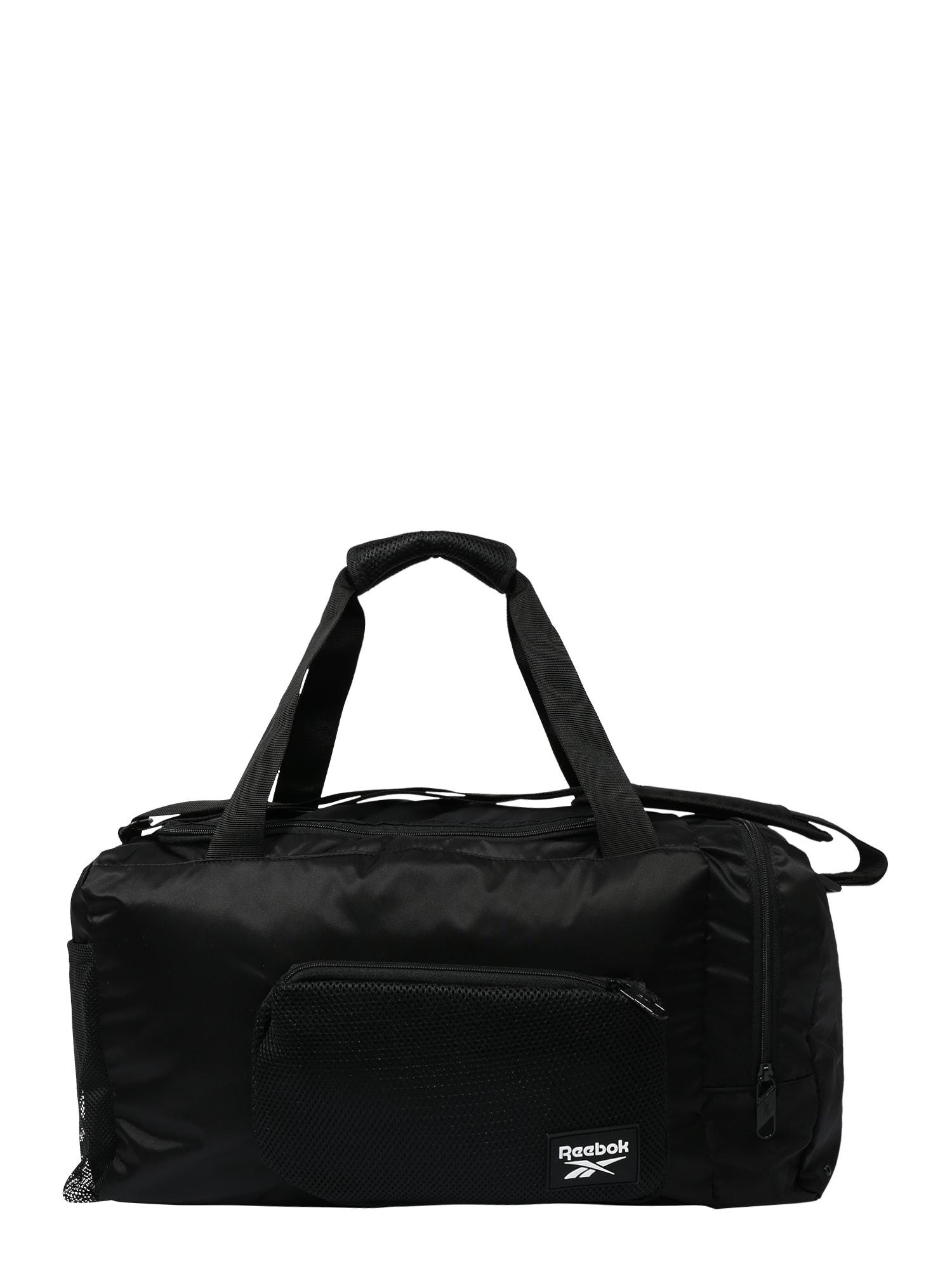REEBOK Sportinis krepšys juoda