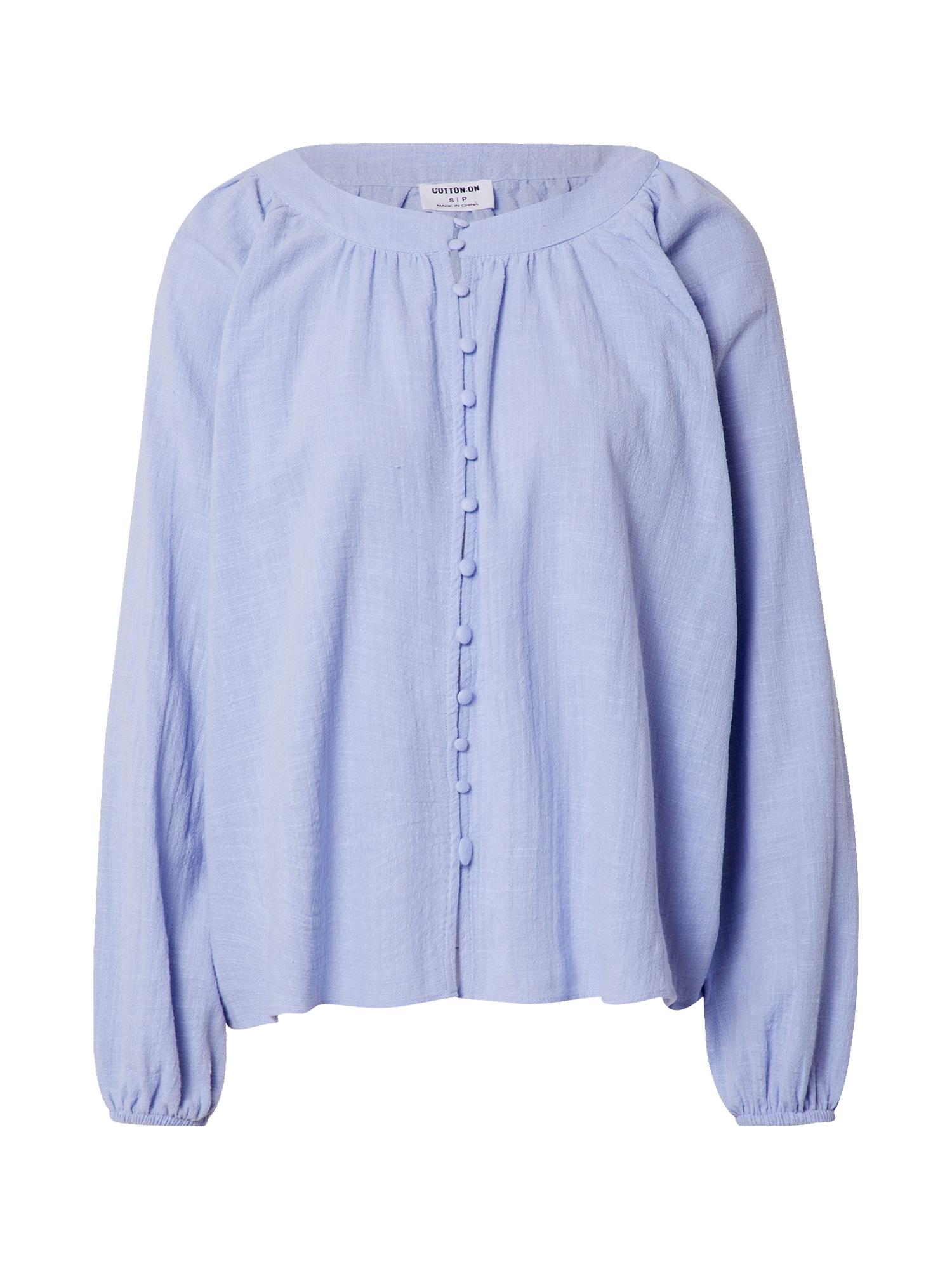 Cotton On Palaidinė šviesiai mėlyna