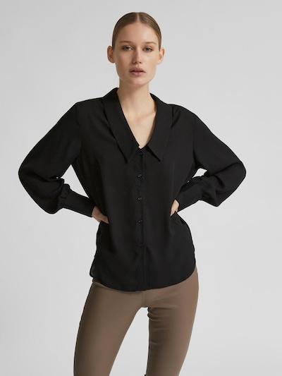 Selected Femme Doris Langarmhemd mit V-Ausschnittkragen