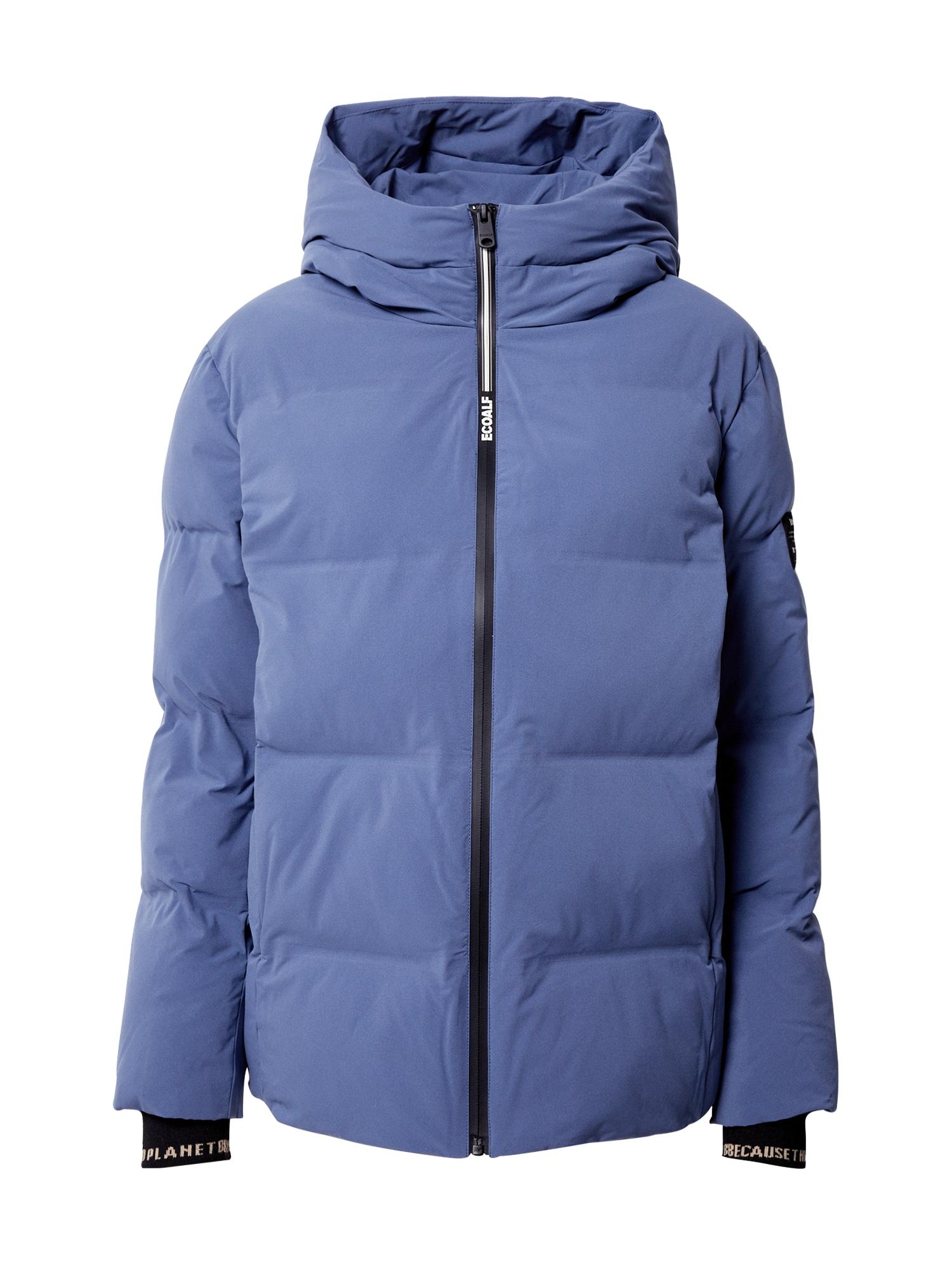 ECOALF Přechodná bunda 'NEBRE'  kouřově modrá