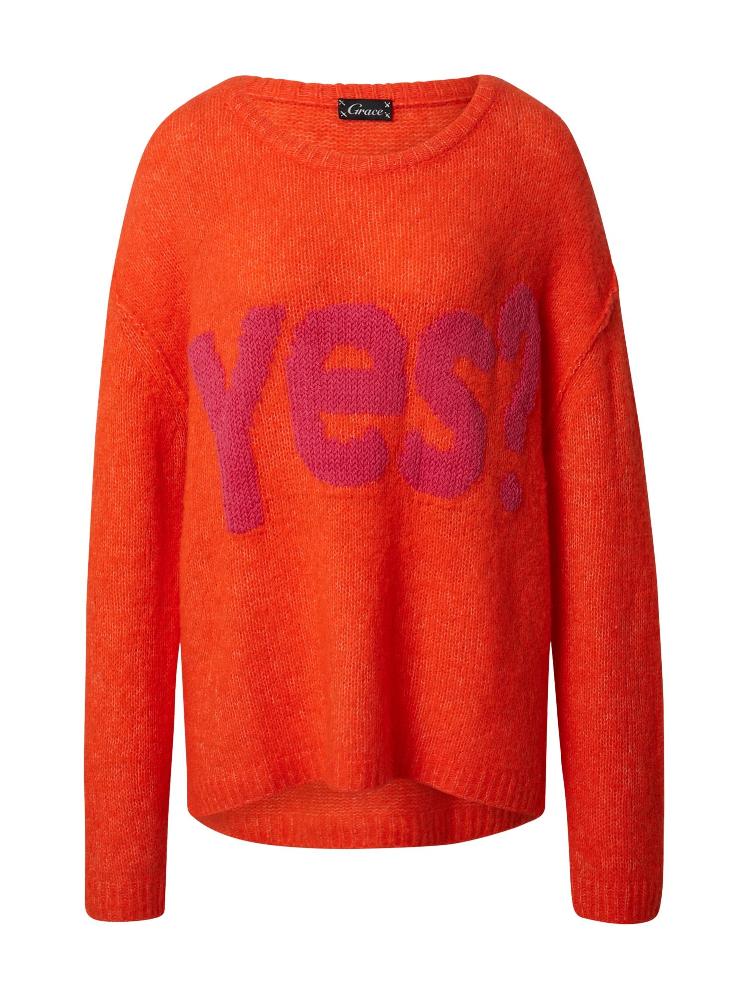 Grace Laisvas megztinis