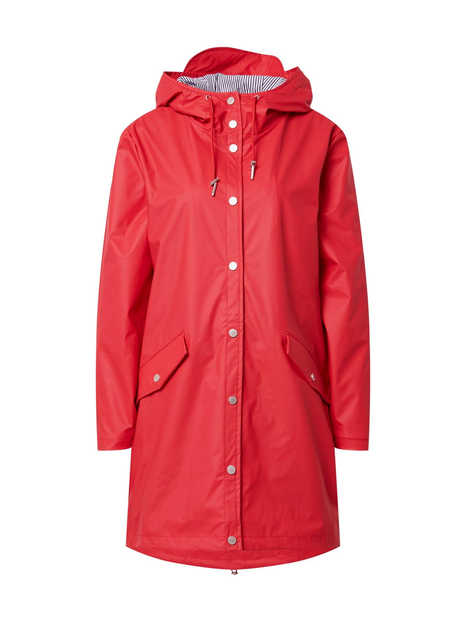 RINO & PELLE Demisezoninis paltas raudona