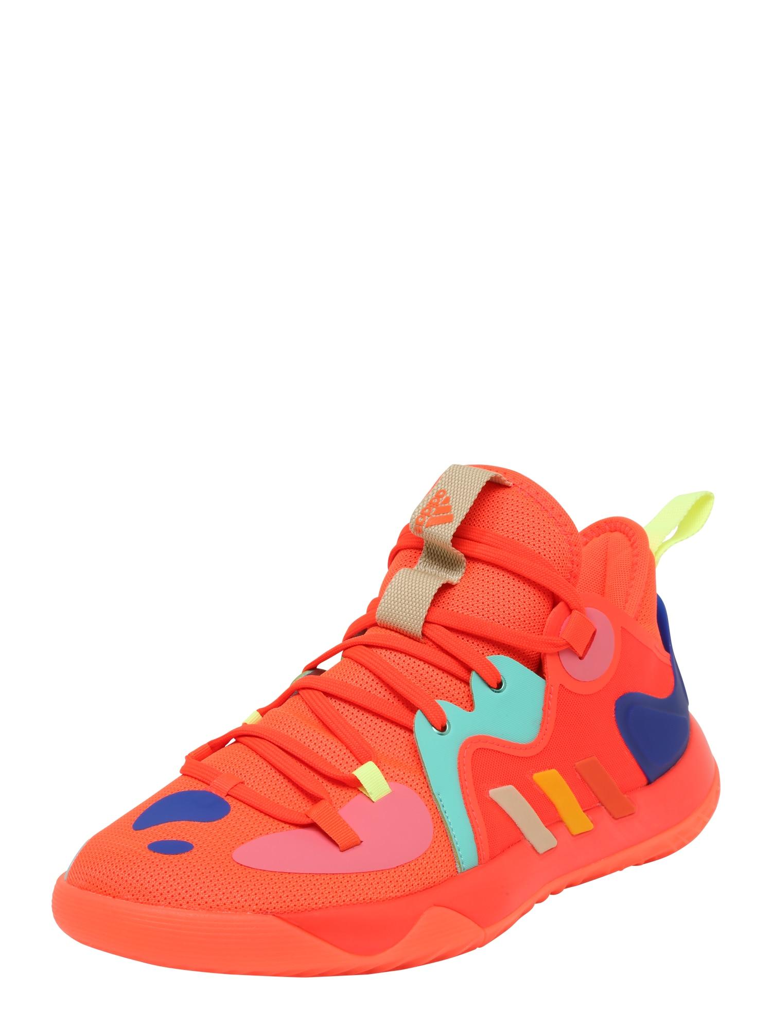 ADIDAS PERFORMANCE Sportiniai batai mėtų spalva / raudona / geltona