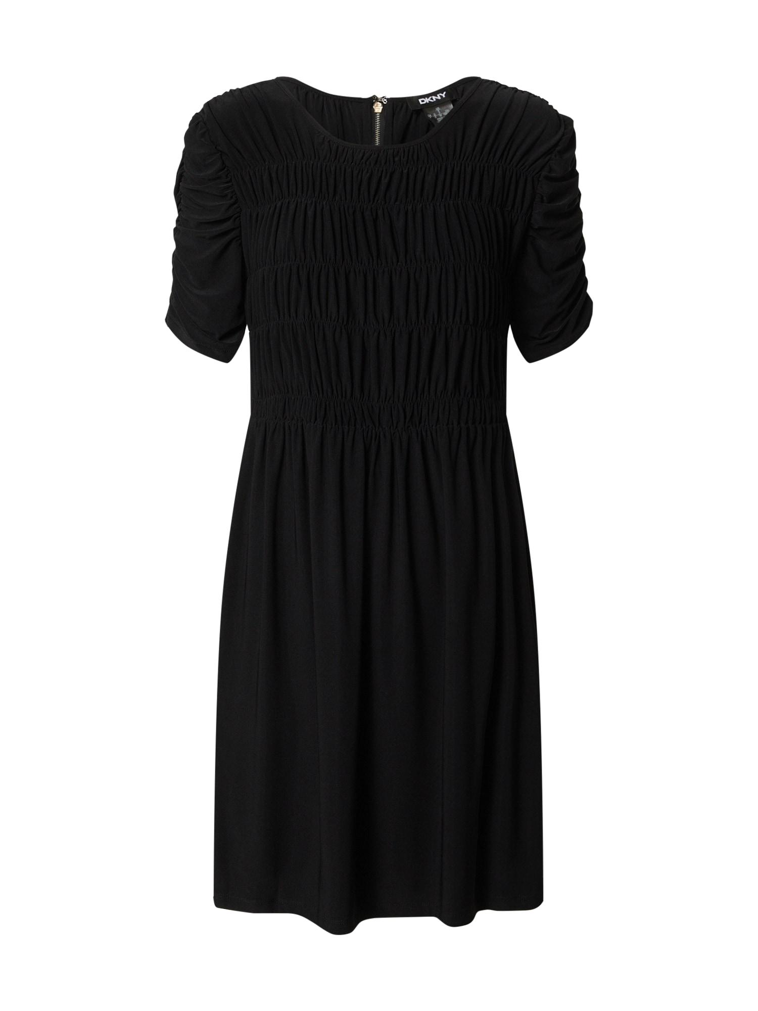 DKNY Suknelė juoda