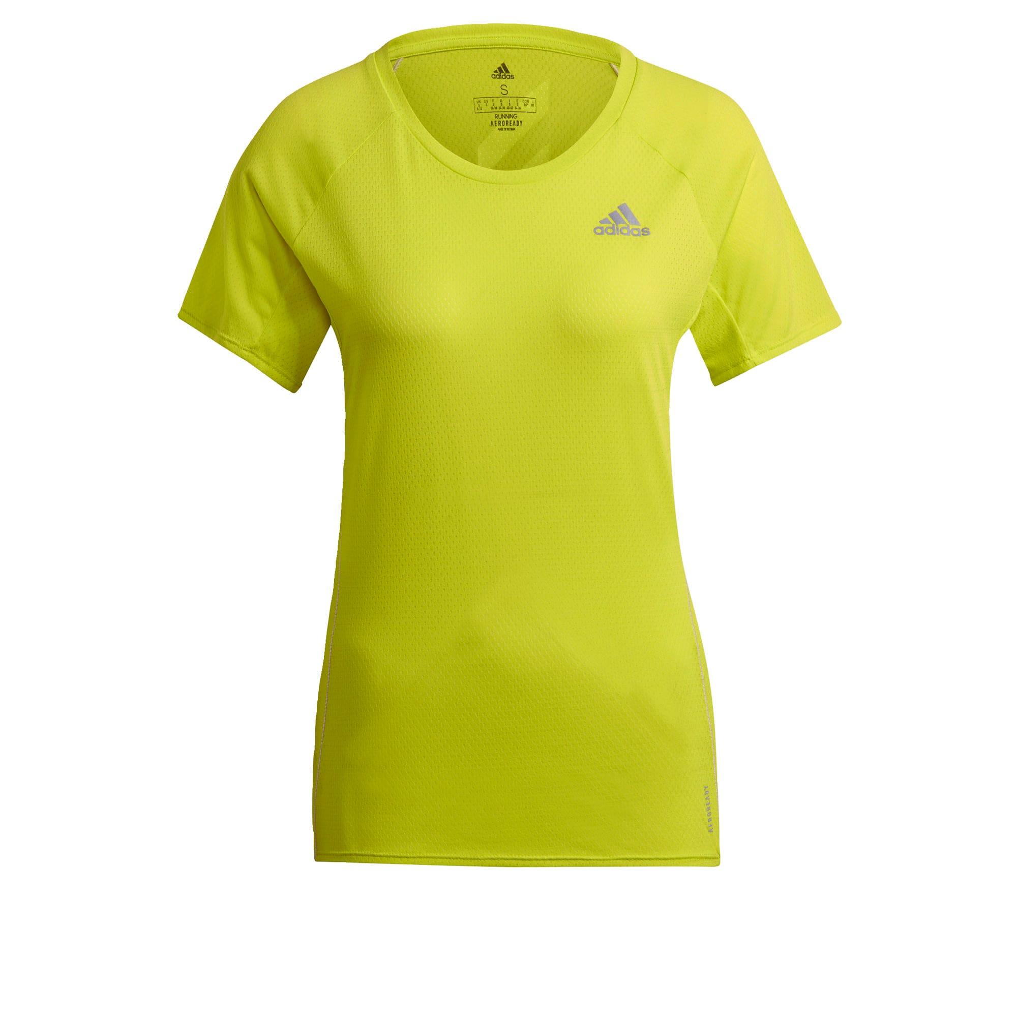 ADIDAS PERFORMANCE Marškinėliai geltona