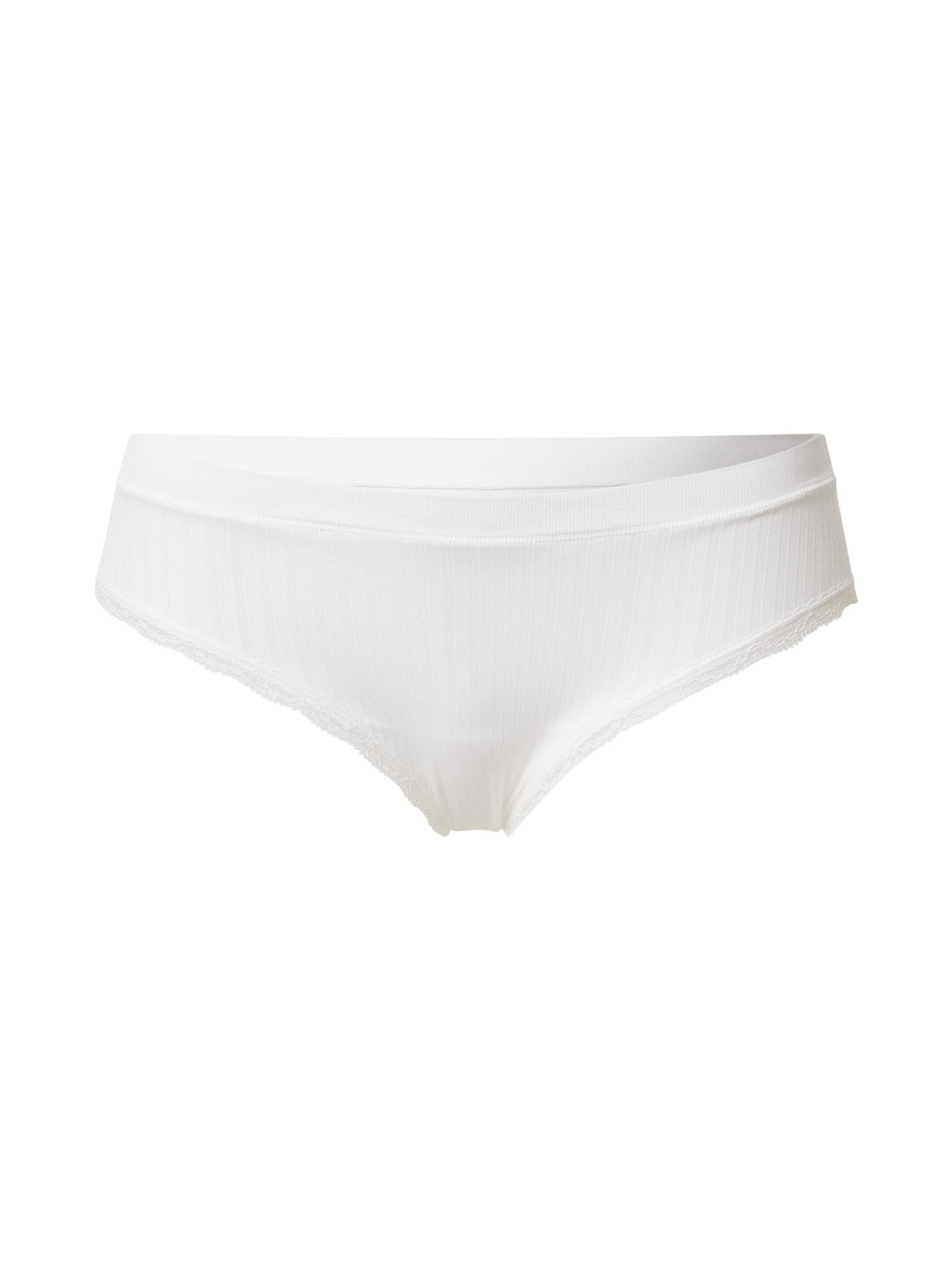 LingaDore Moteriškos kelnaitės balta