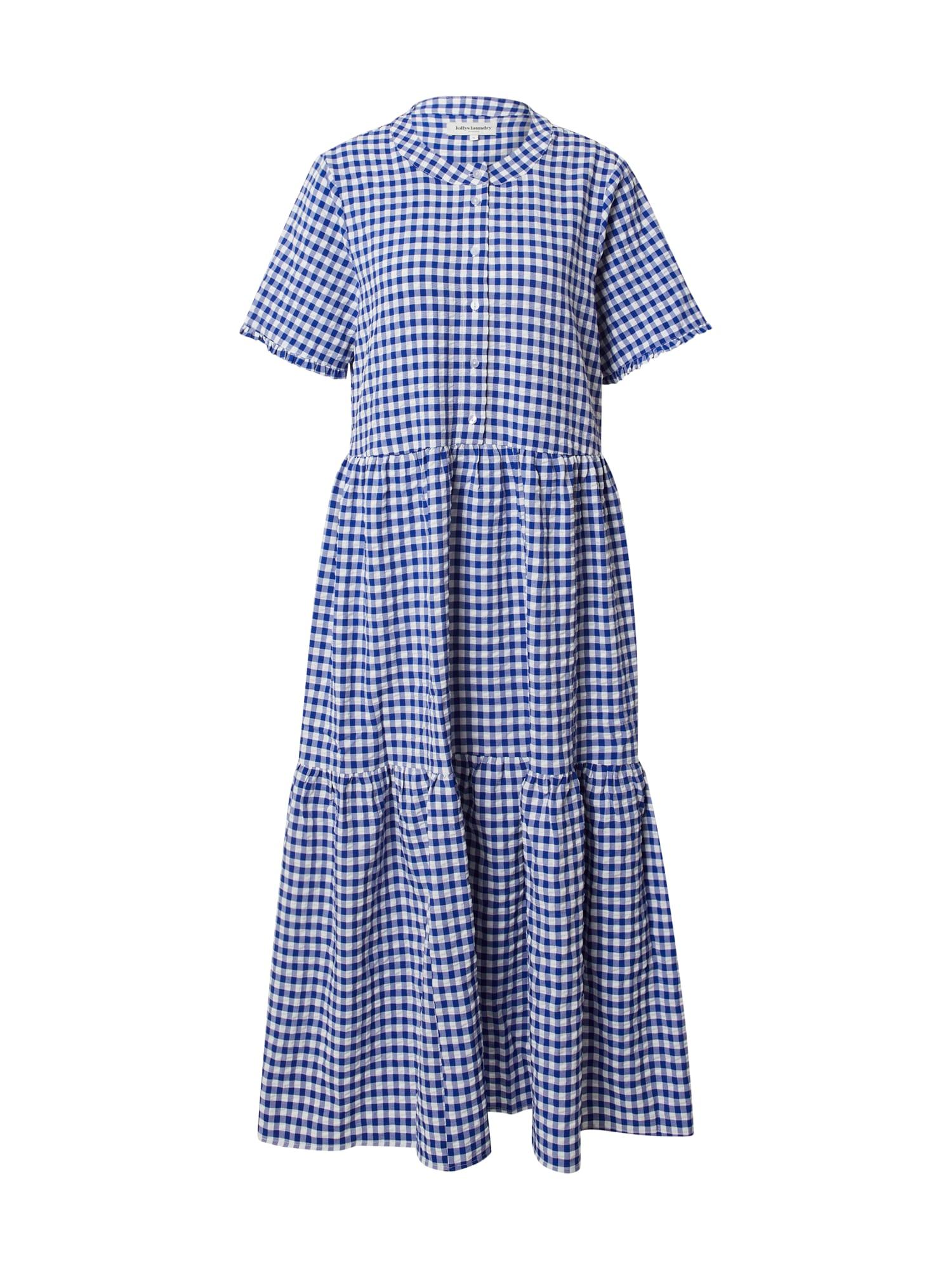 Lollys Laundry Palaidinės tipo suknelė mėlyna / balta