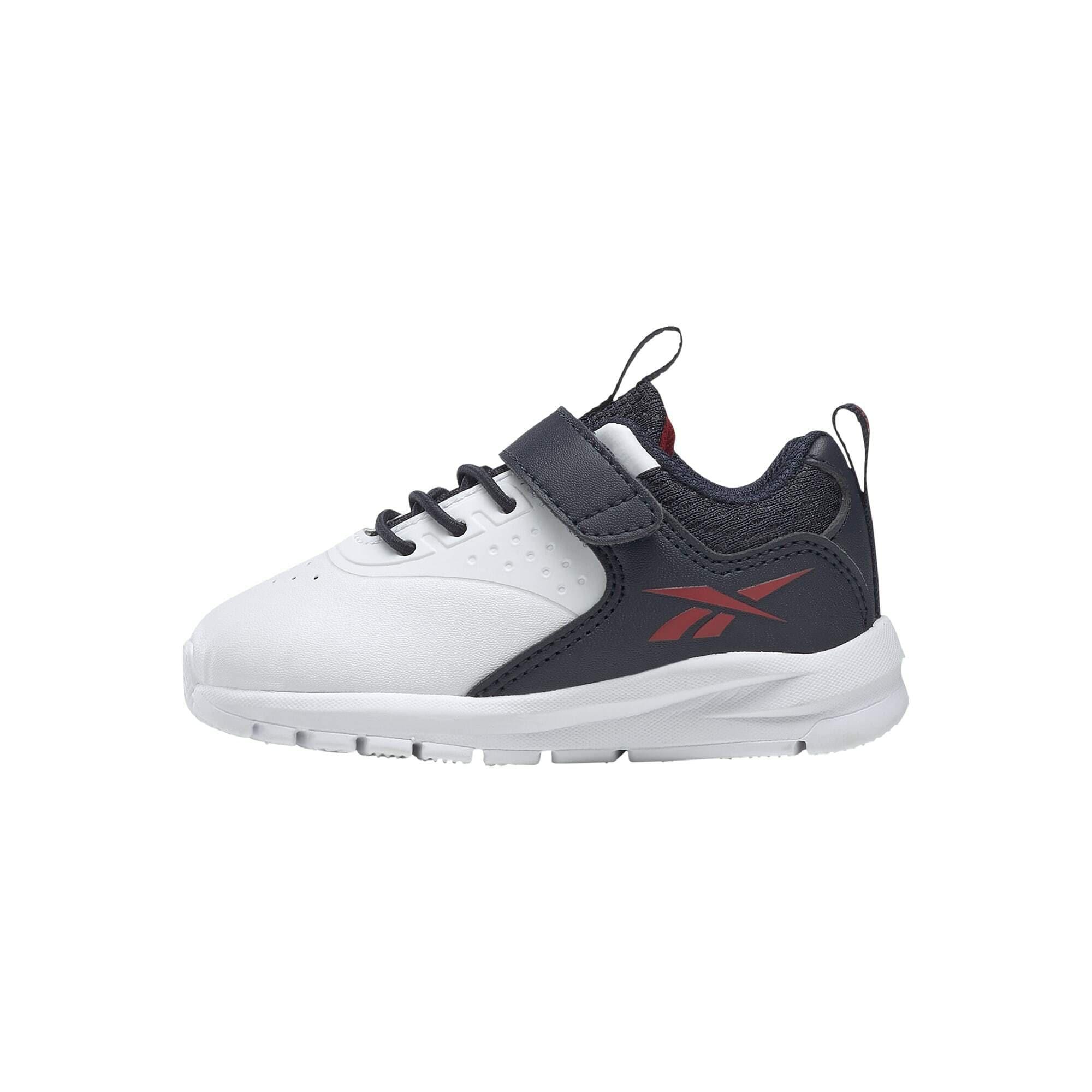 REEBOK Sportiniai batai balta / nakties mėlyna / kraujo spalva
